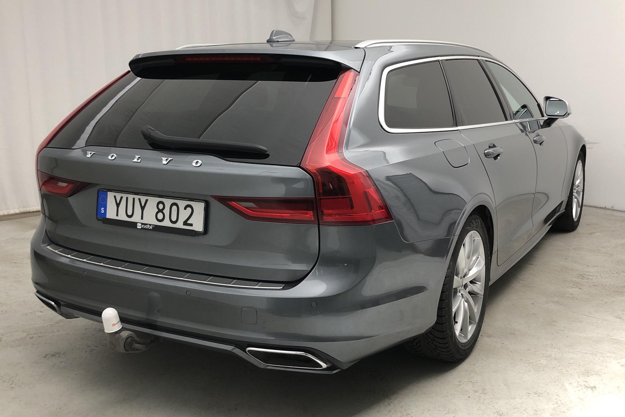 Volvo V90 T4 (190hk) - 3 293 mil - Automat - grå - 2019