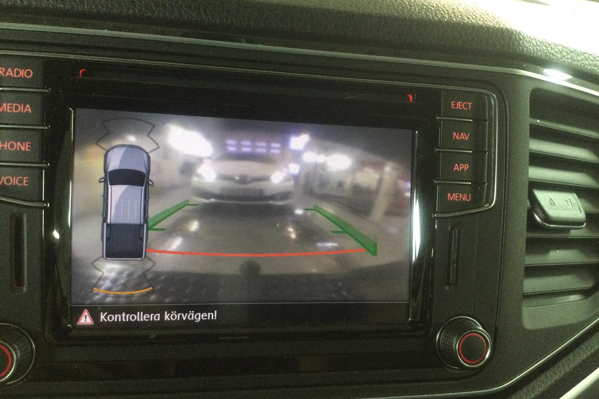 VW Amarok 3.0 TDI 4motion (224hk) - 11 926 mil - Automat - brun - 2018