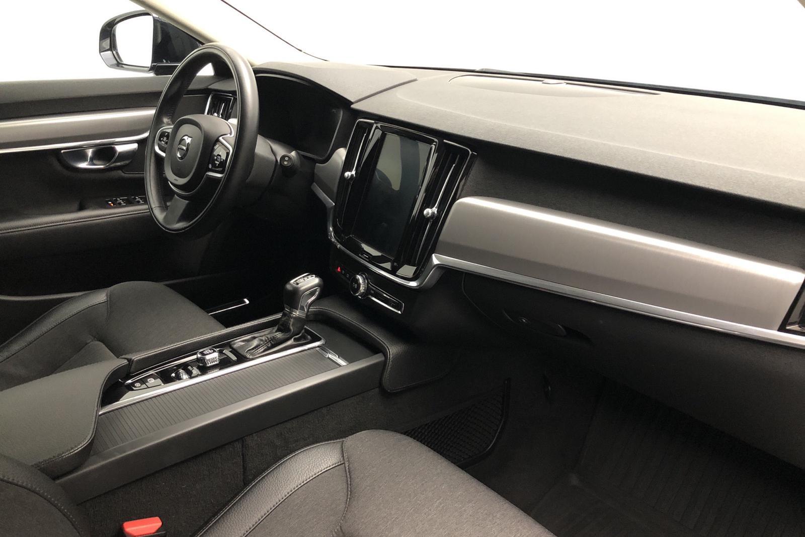 Volvo V90 D4 (190hk) - 71 960 km - Automatic - Dark Blue - 2019