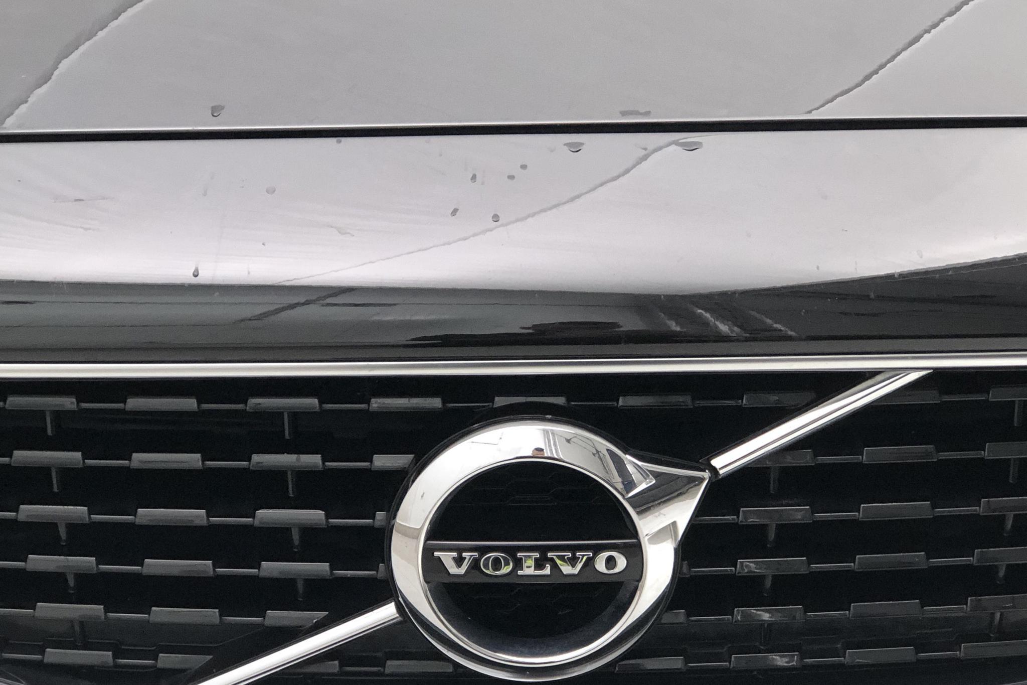 Volvo V40 D2 (120hk) - 3 857 mil - Manuell - svart - 2017