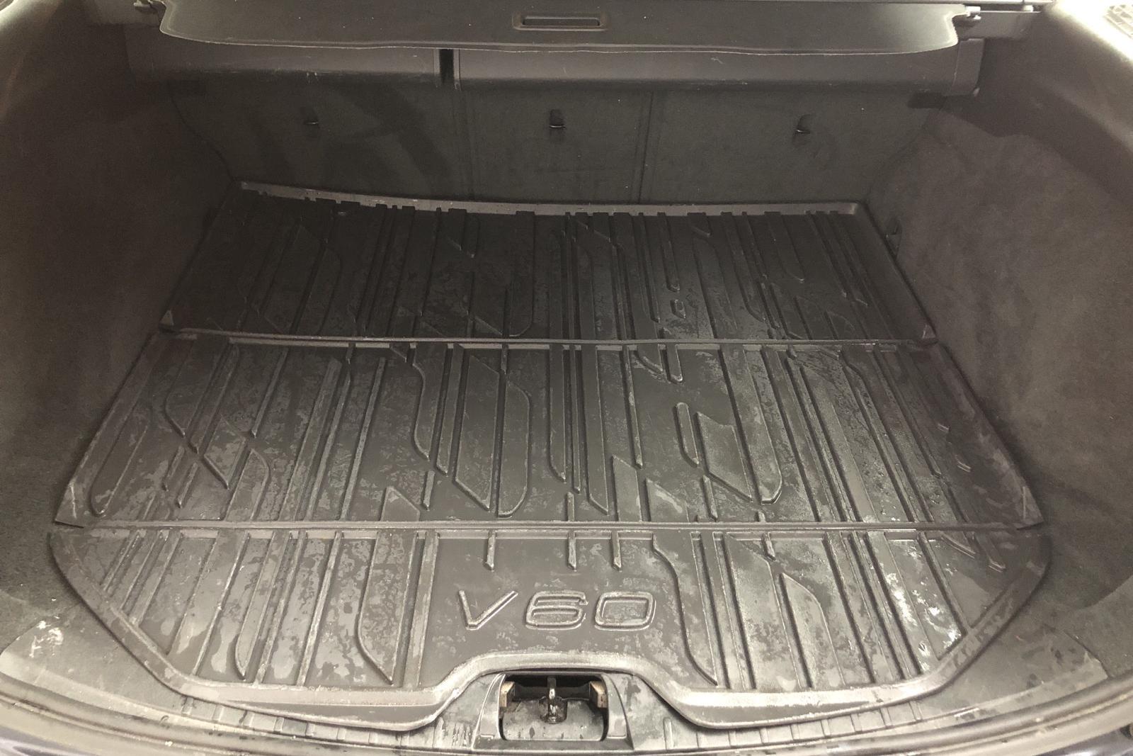 Volvo V60 D2 (115hk) - 114 260 km - Manual - blue - 2014