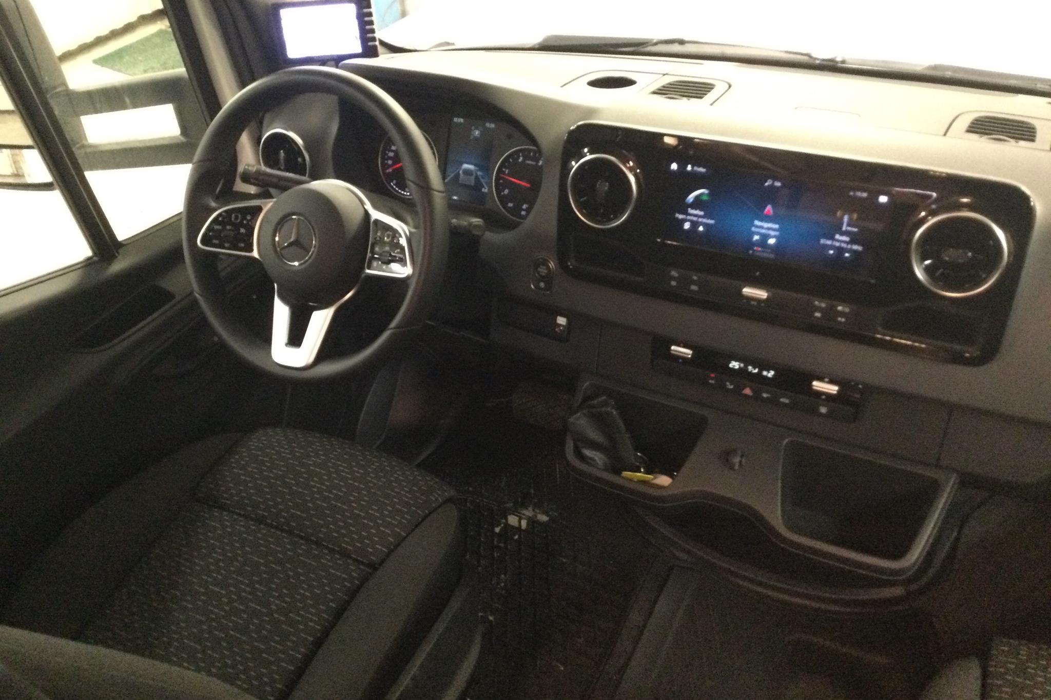 Mercedes-Benz NORDIC EXPEDITION XL Husbil - 416 mil - Automat - vit - 2020