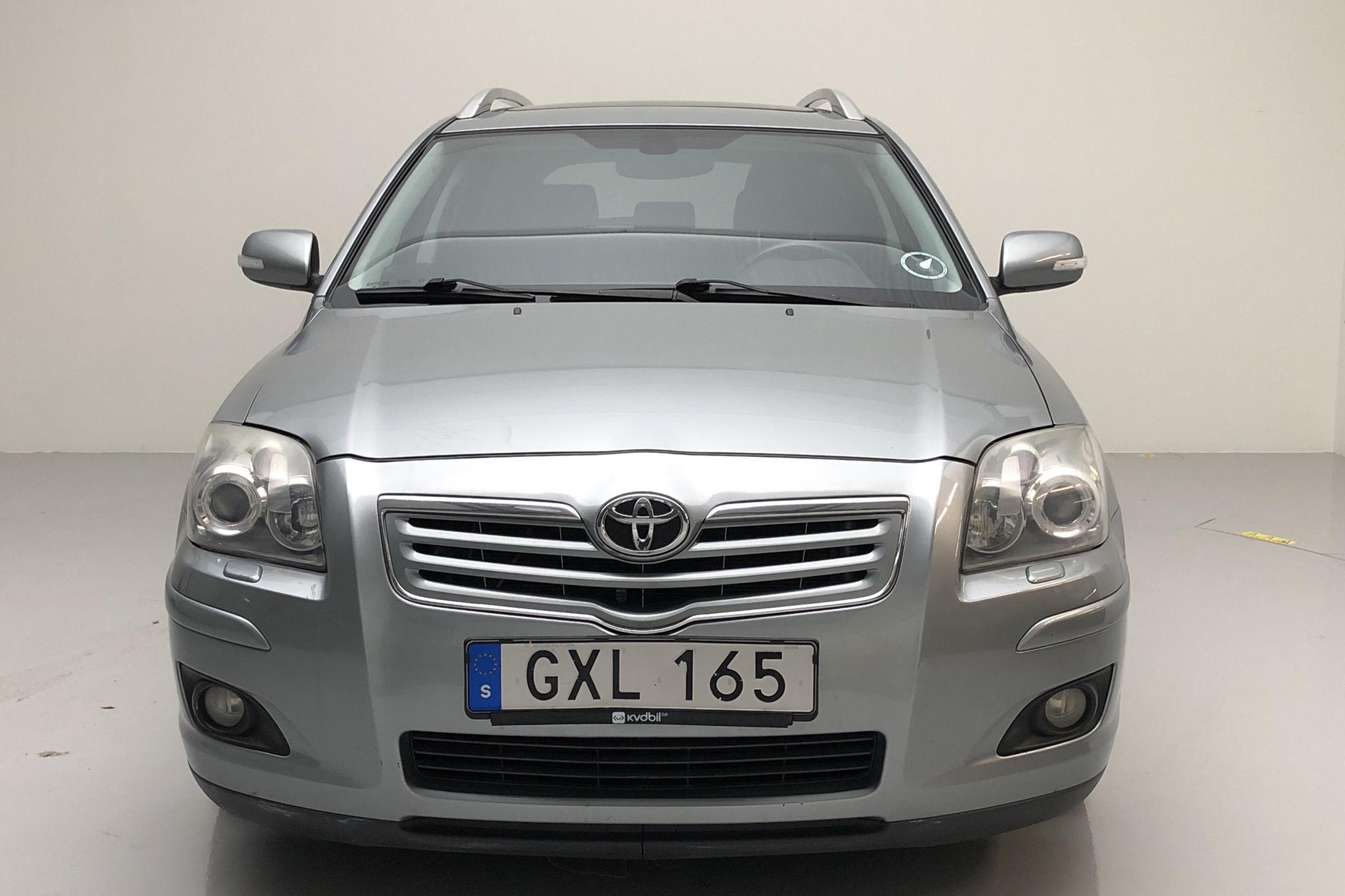 Toyota Avensis 2.0 Kombi (147hk) - 197 180 km - Manual - gray - 2008