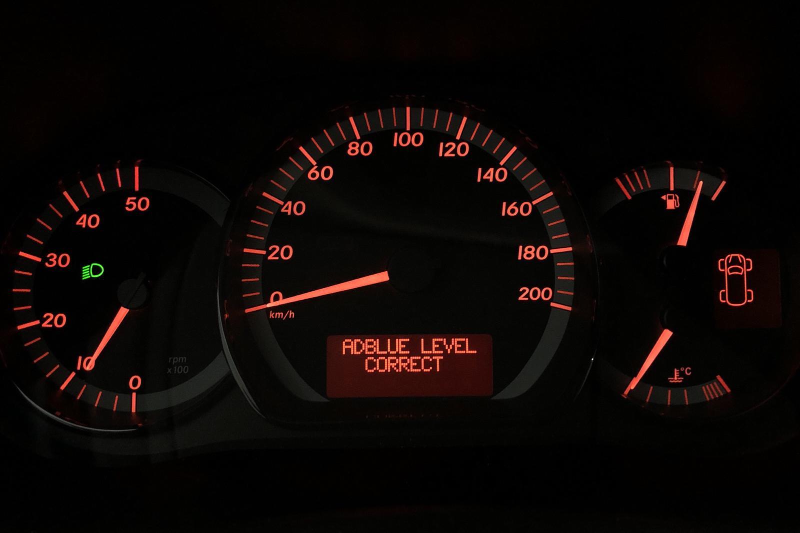 Mercedes Citan 109 1.5 CDI (95hk) - 960 km - Manual - white - 2020