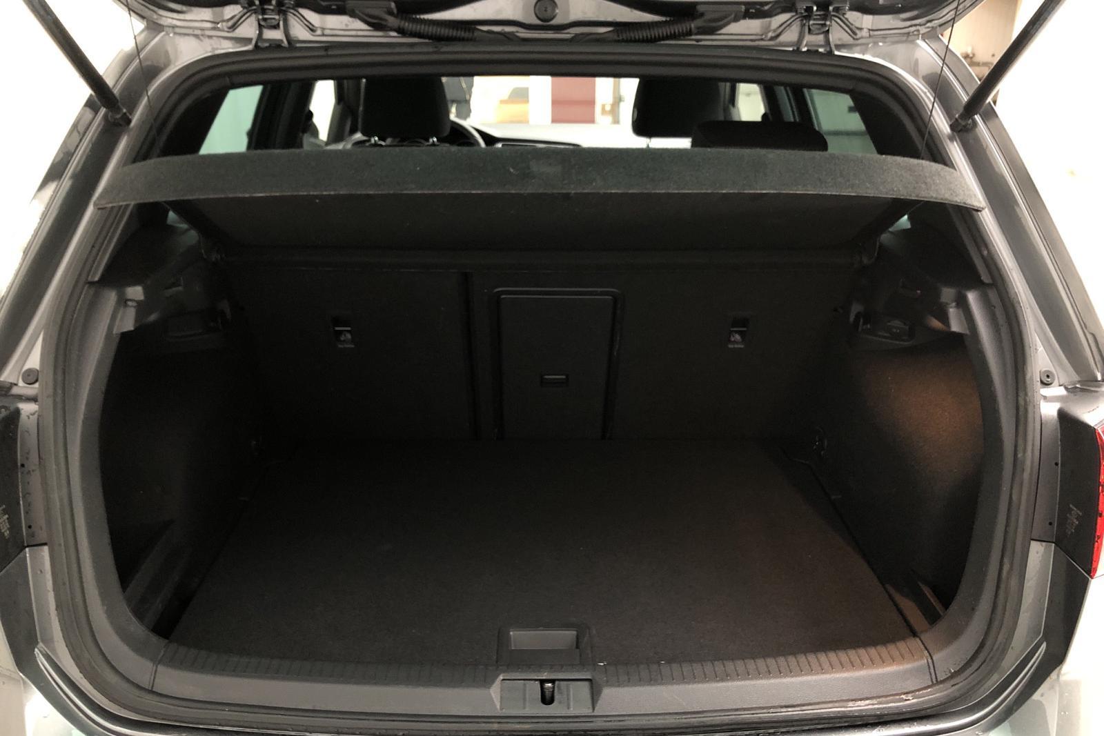 VW Golf VII 1.5 TSI 5dr (150hk) - 13 600 km - Manual - Dark Grey - 2019