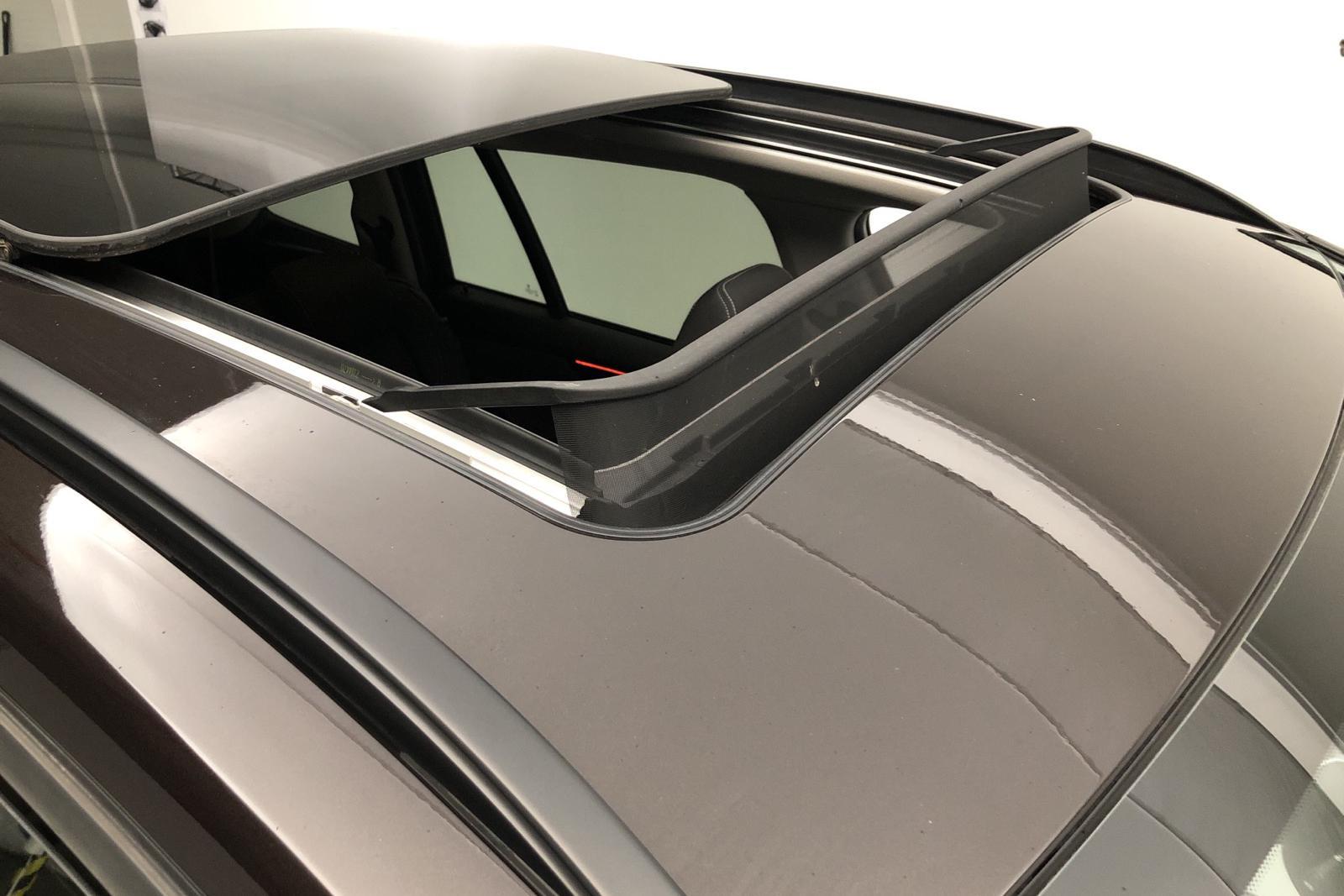 BMW 218d Gran Tourer, F46 (150hk) - 13 144 mil - Automat - brun - 2016