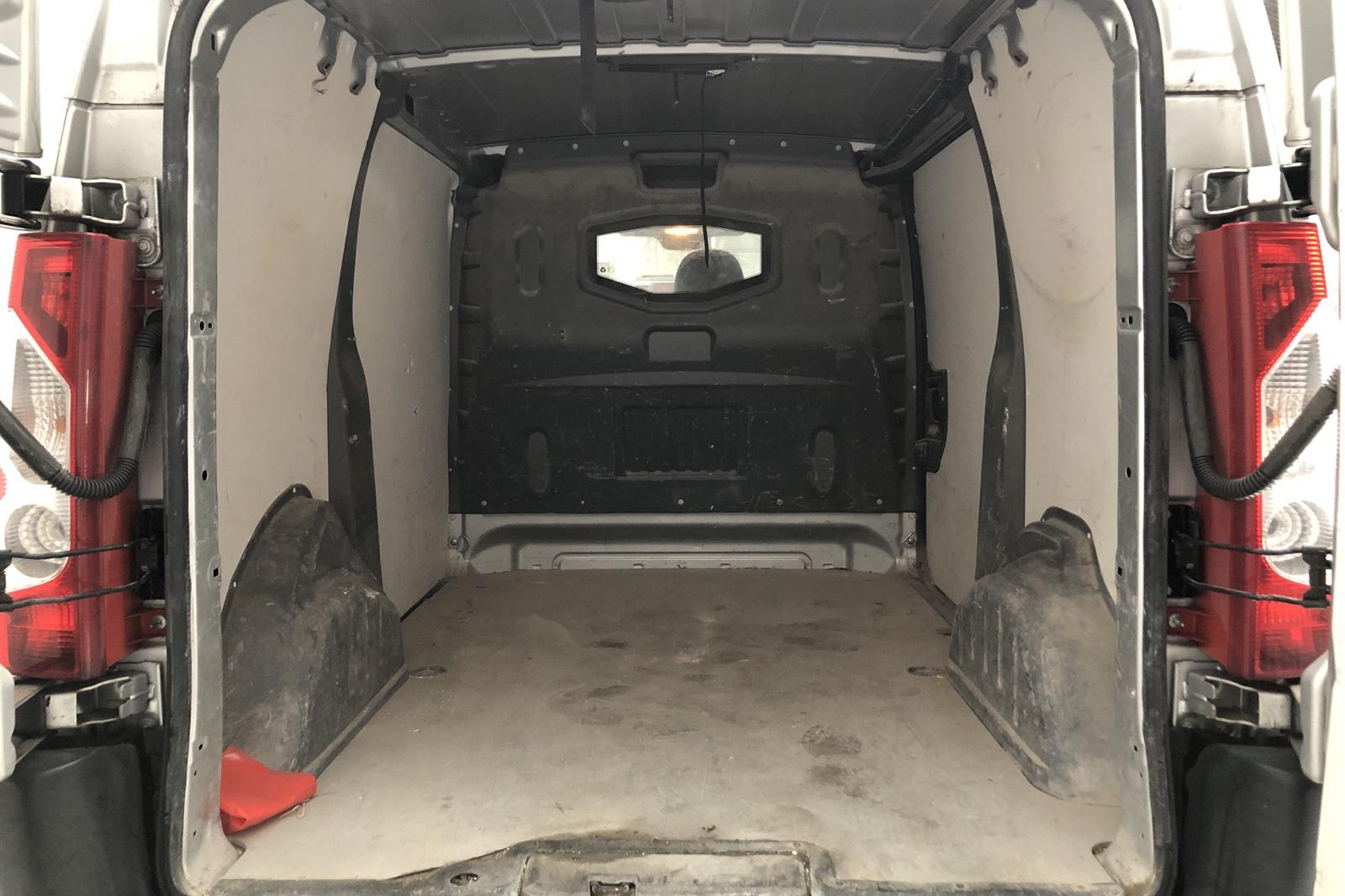 Peugeot Expert 2.0 HDI Skåp (163hk) - 275 980 km - Automatic - Light Grey - 2014
