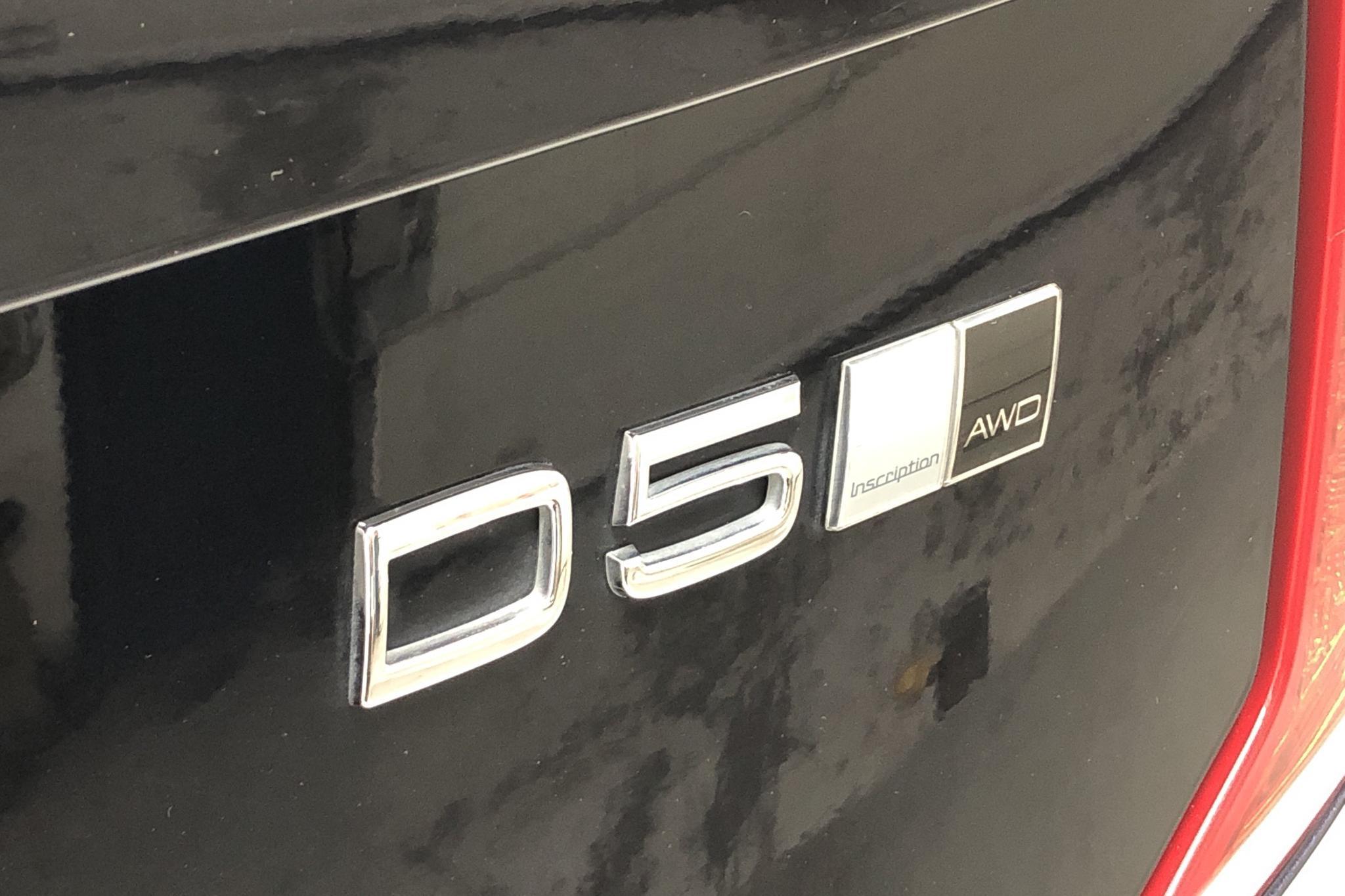 Volvo XC90 D5 AWD (235hk) - 48 940 km - Automatic - Dark Blue - 2017