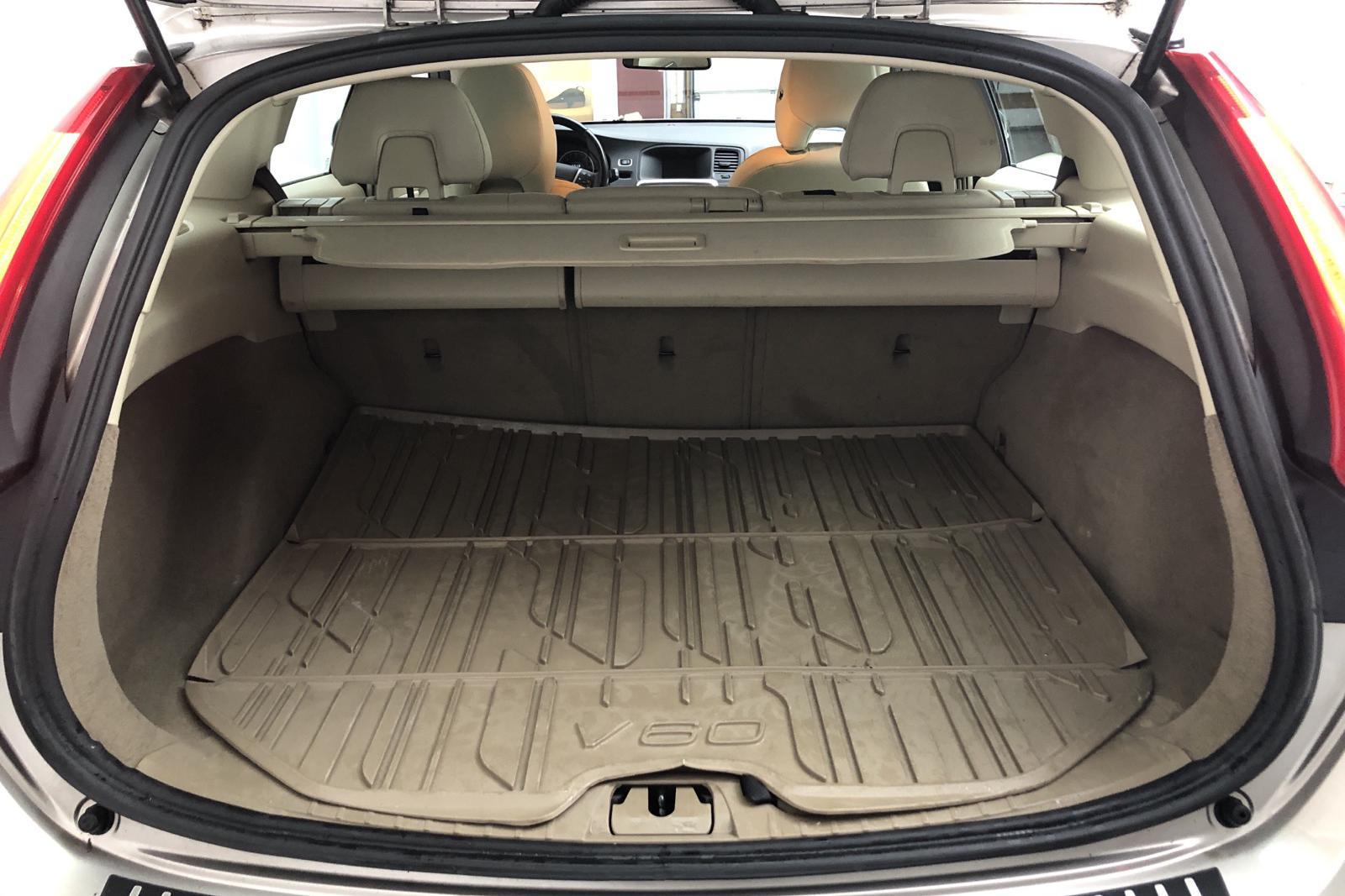 Volvo V60 1.6D DRIVe (115hk) - 12 567 mil - Manuell - Light Brown - 2012