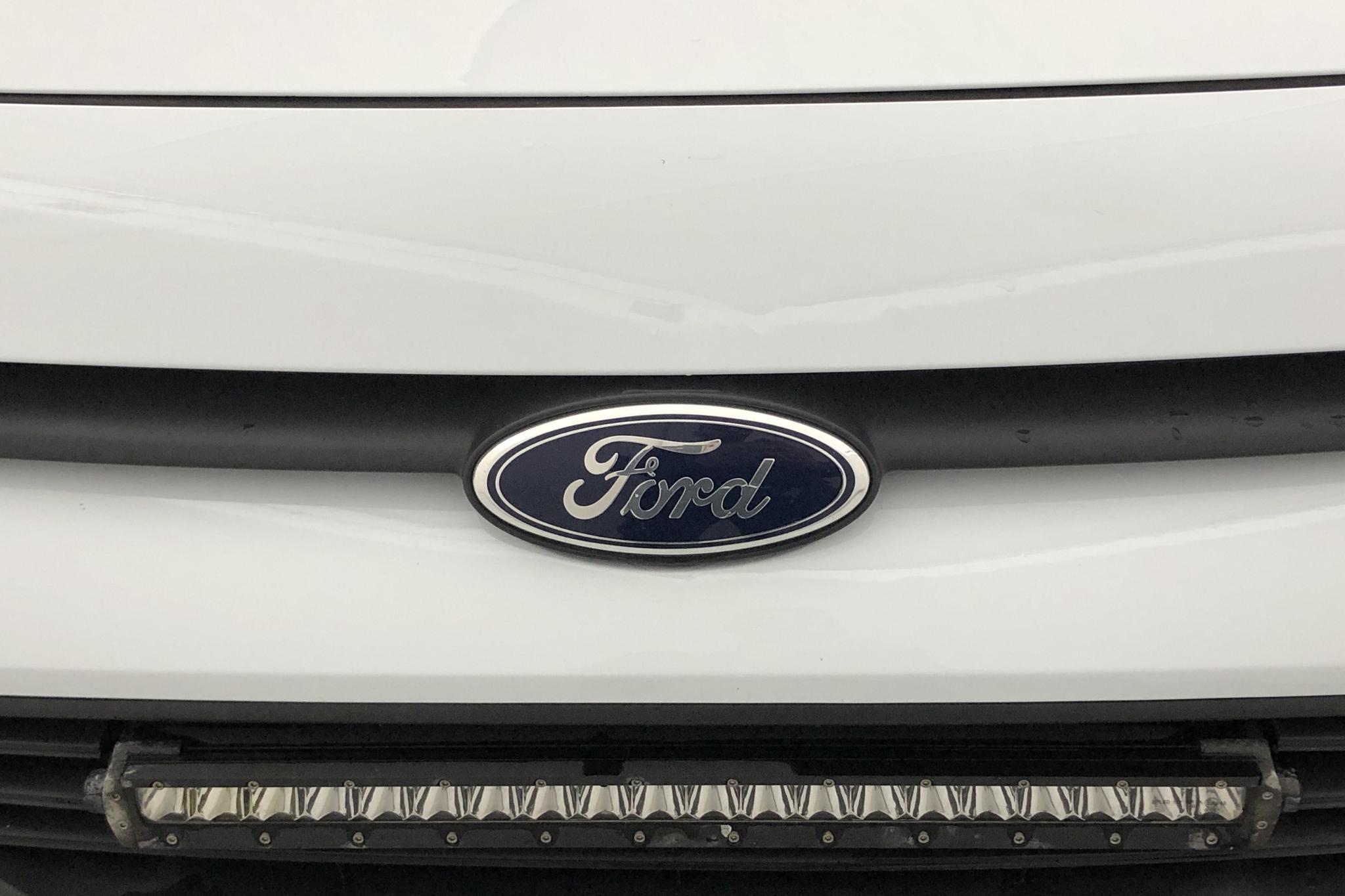 Ford Transit Connect 1.5 TDCi (100hk) - 74 660 km - Manual - white - 2017