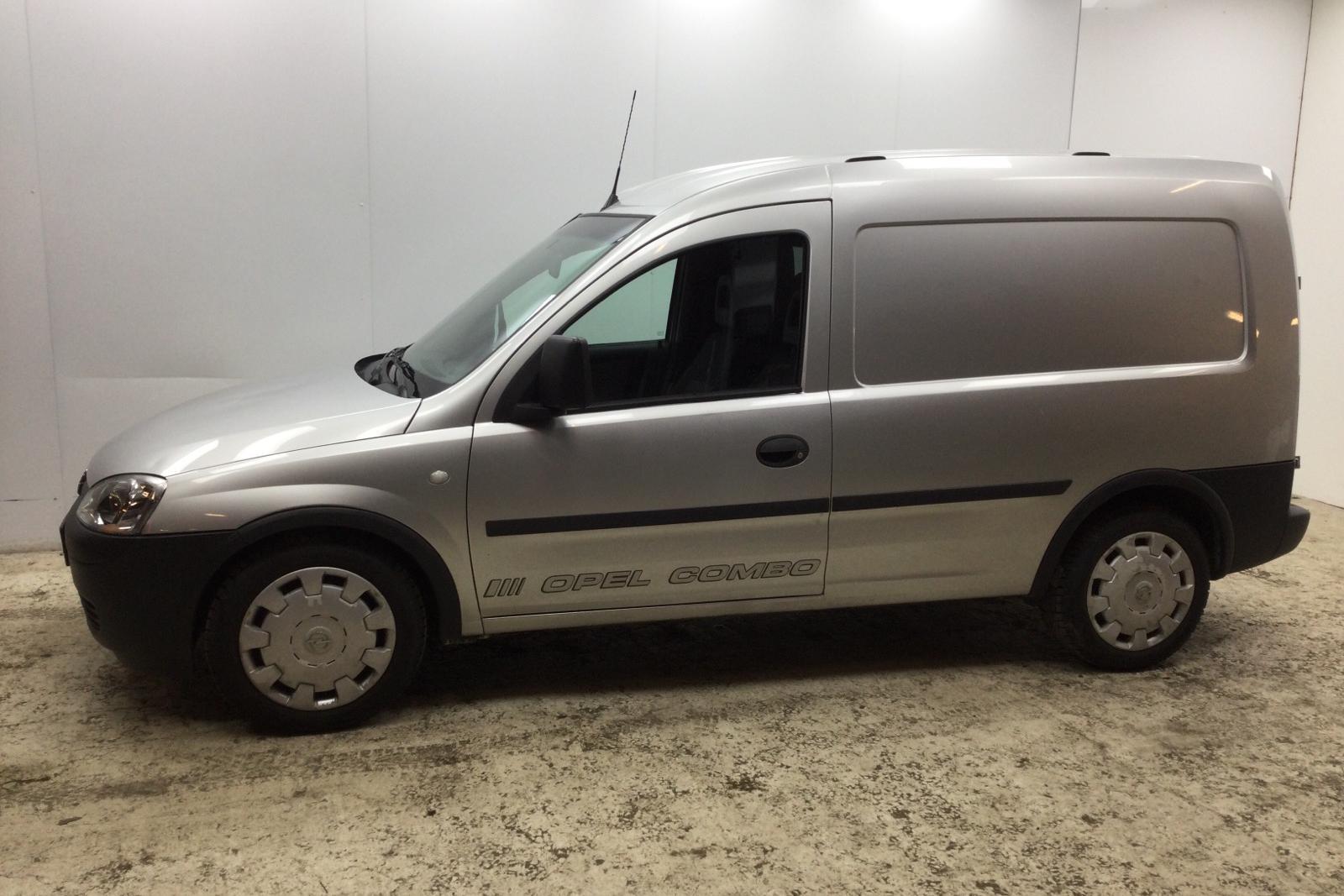 Opel Combo 1.3 CDTI Skåp (75hk) - 46 320 km - Manual - gray - 2007