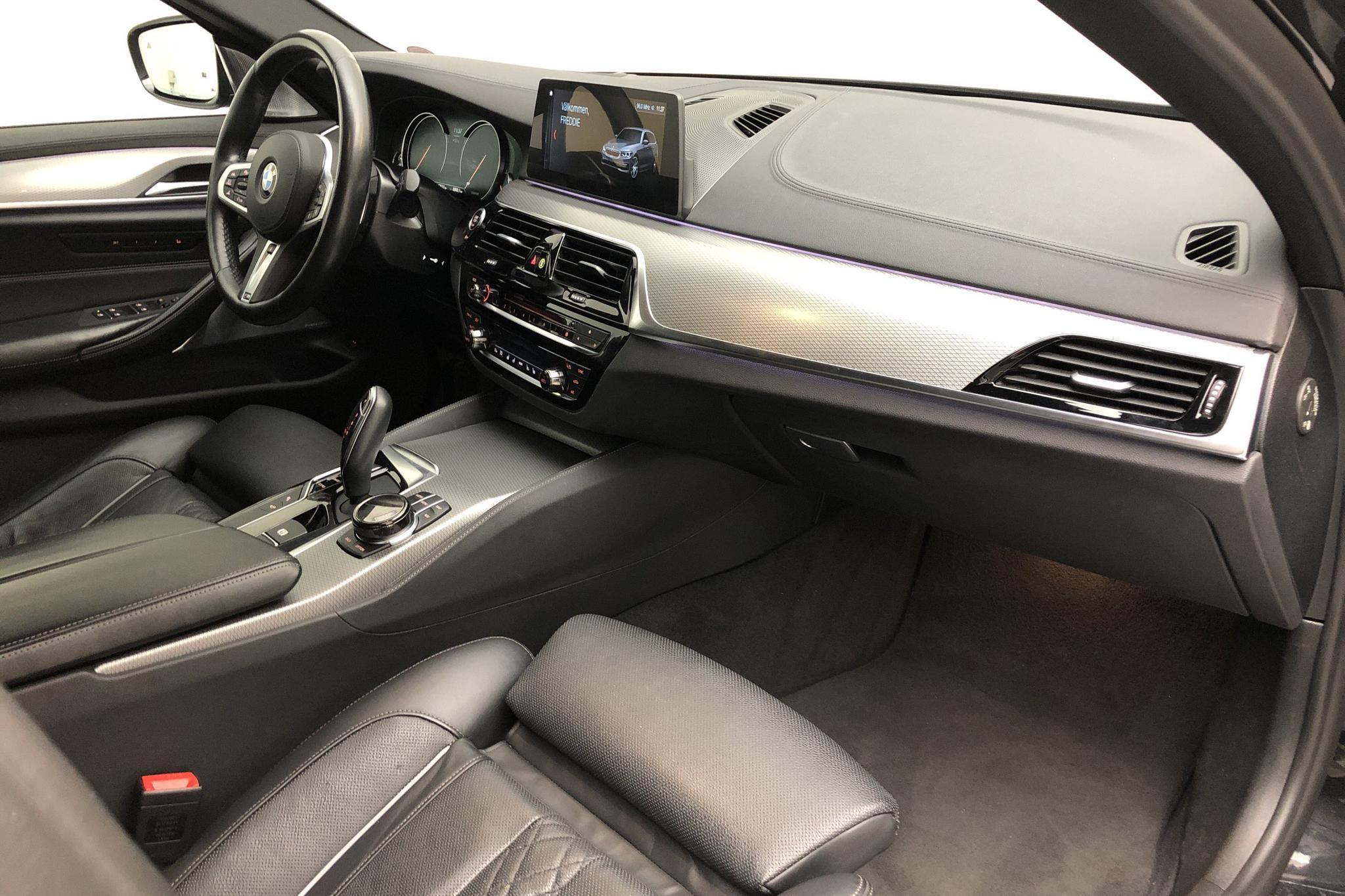 BMW 540i xDrive Touring, G31 (340hk) - 5 211 mil - Automat - svart - 2018