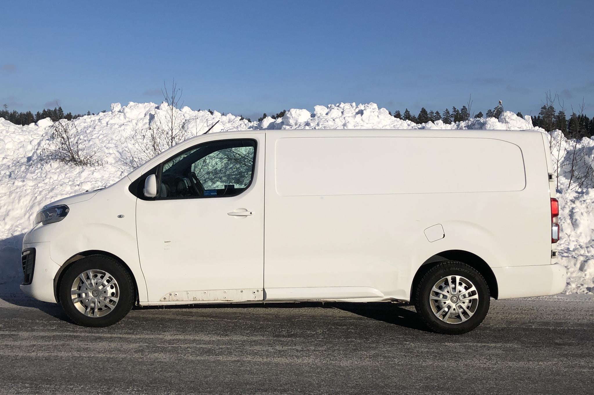 Peugeot Expert BlueHDi Skåp (180hk) - 62 730 km - Automatic - 2018