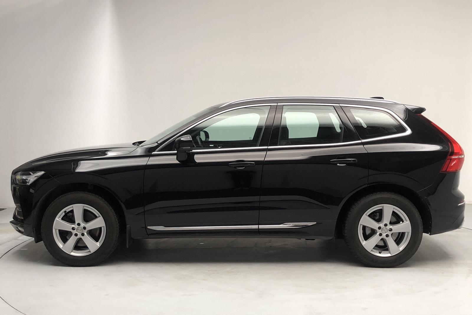 Volvo XC60 D4 AWD (190hk) - 6 869 mil - Automat - svart - 2018