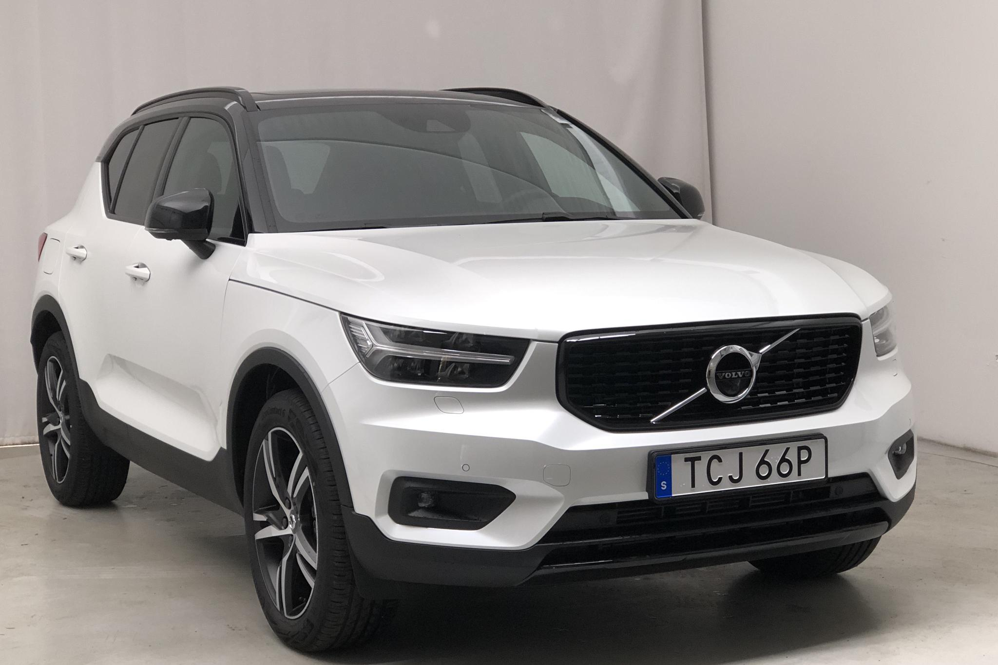 Volvo XC40 T5 2WD Twin Engine (262hk) - 650 km - Automatic - white - 2021