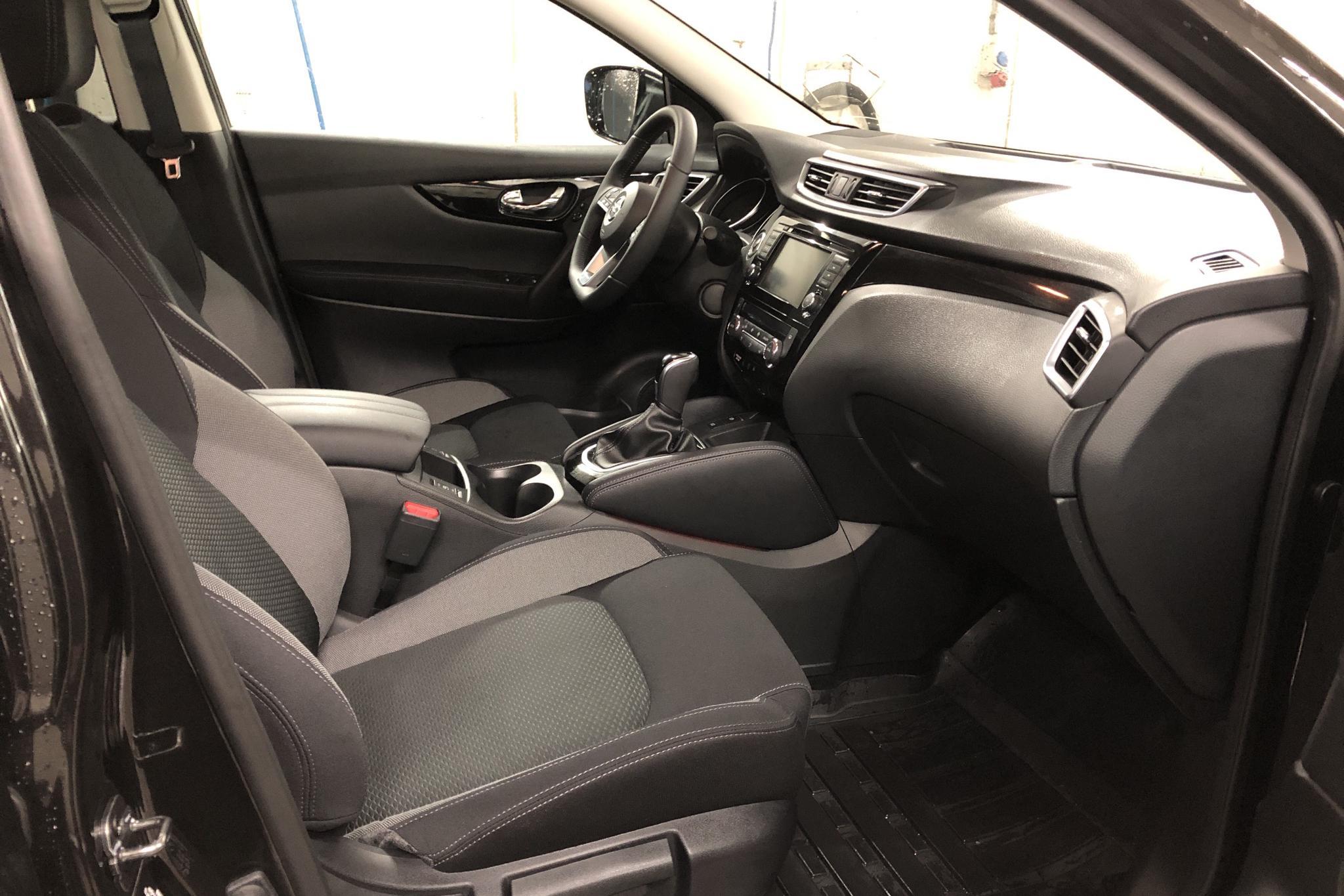 Nissan Qashqai 1.3 DIG-T (160hk) - 12 780 km - Automatic - black - 2020