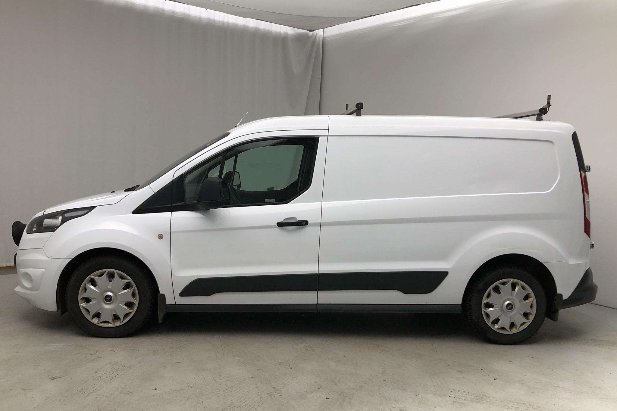 Ford Transit Connect 1.6 TDCi (95hk) - 11 480 mil - Manuell - vit - 2015