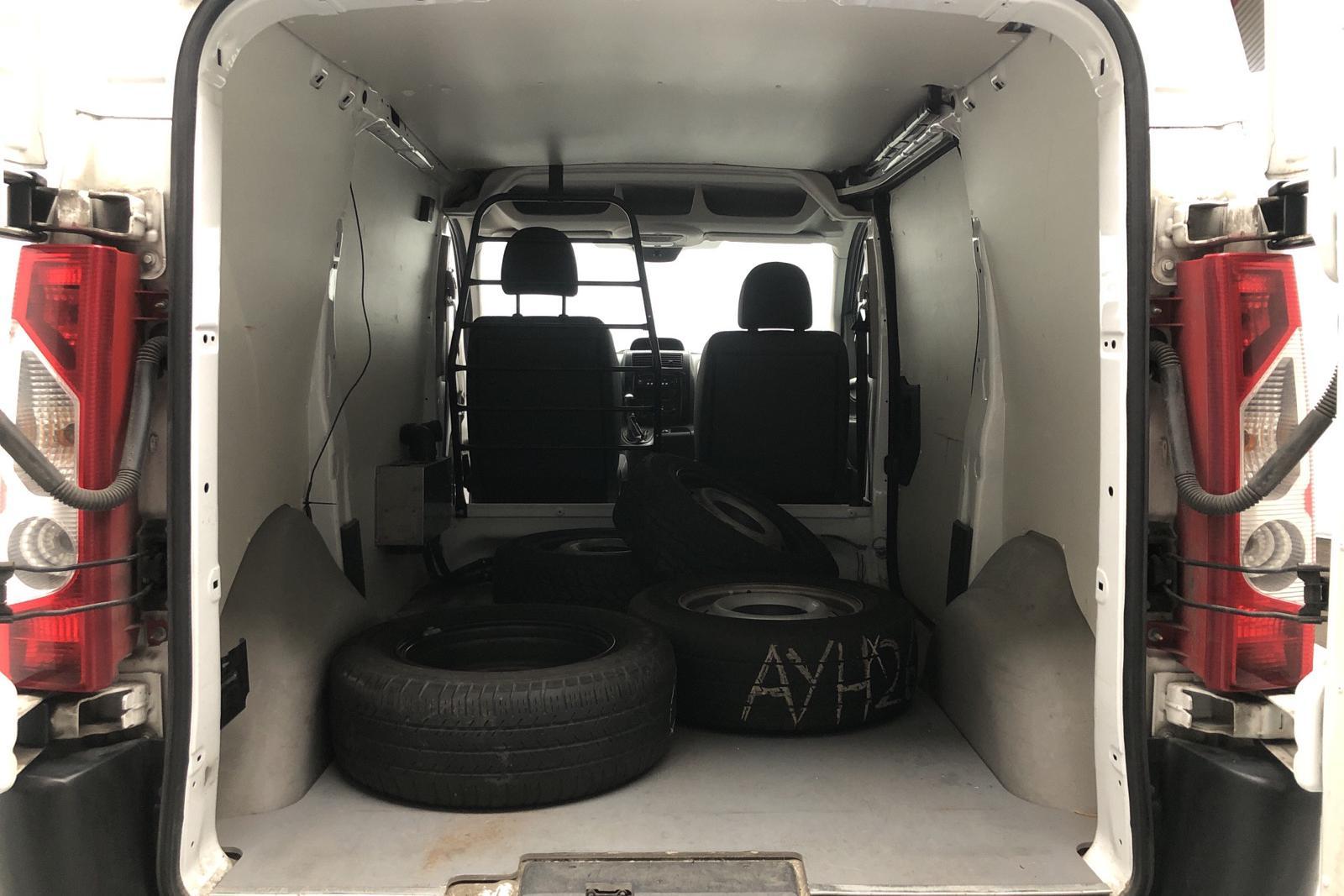 Fiat Scudo 1.6 MJT (90hk) - 243 320 km - Manual - white - 2014