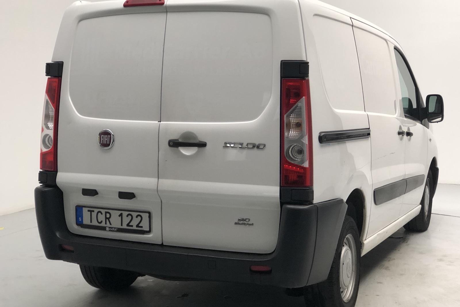Fiat Scudo 1.6 MJT (90hk) - 190 010 km - Manual - white - 2014