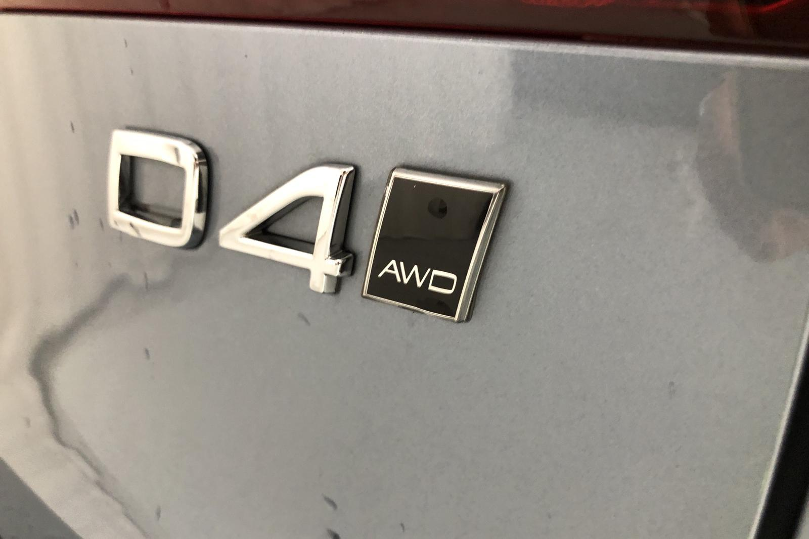 Volvo V90 D4 Cross Country AWD (190hk) - 6 752 mil - Automat - Light Blue - 2018