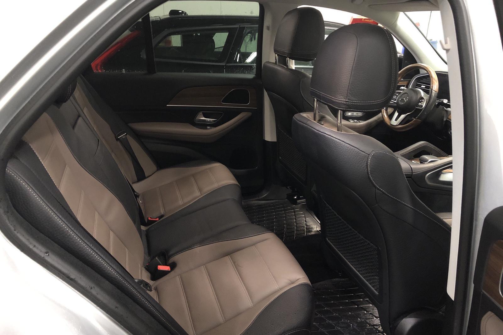 Mercedes GLE 400 d 4MATIC V167 (330hk) - 43 980 km - Automatic - silver - 2020