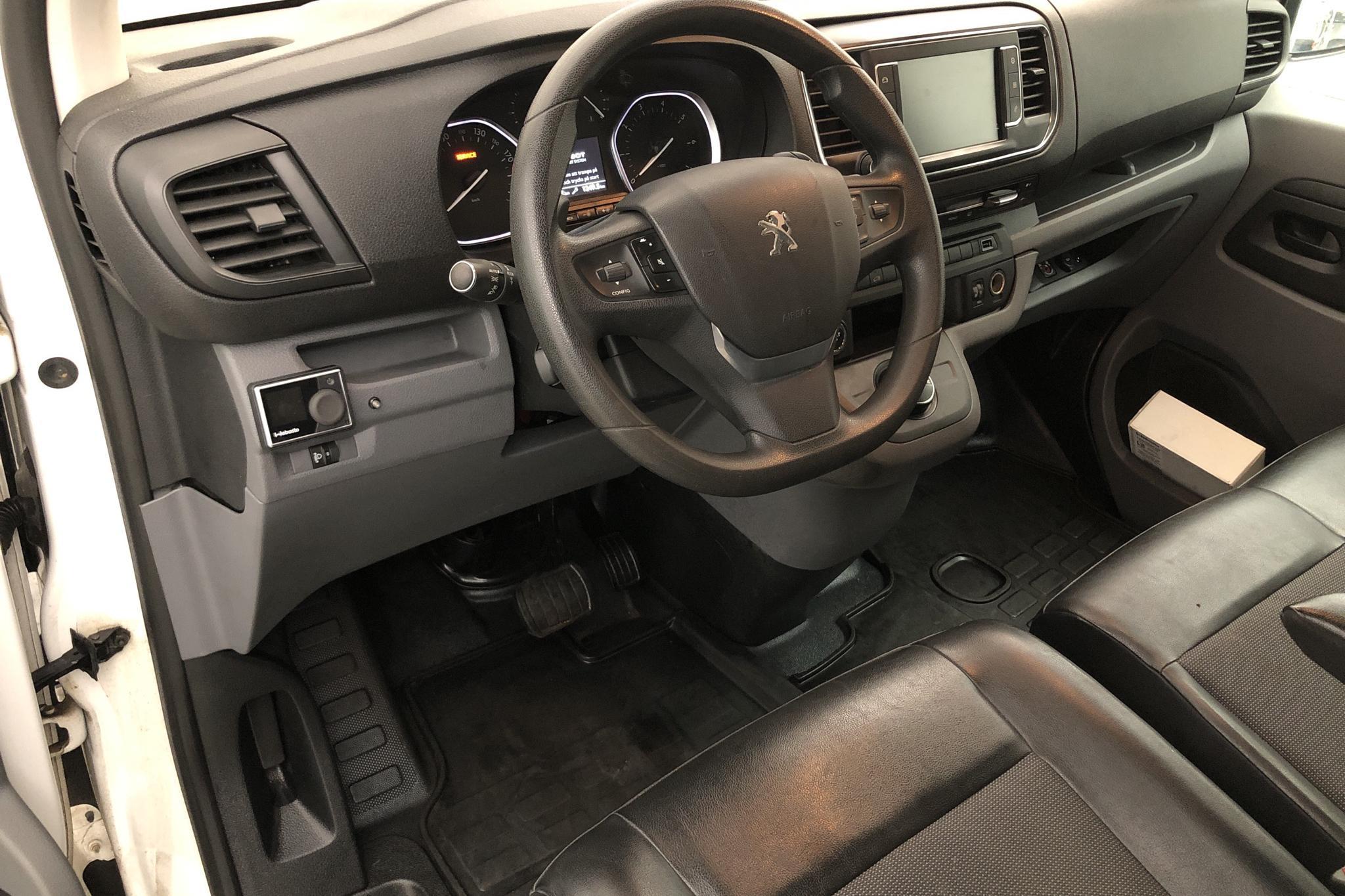 Peugeot Expert BlueHDi Skåp (95hk) - 4 406 mil - Automat - 2017