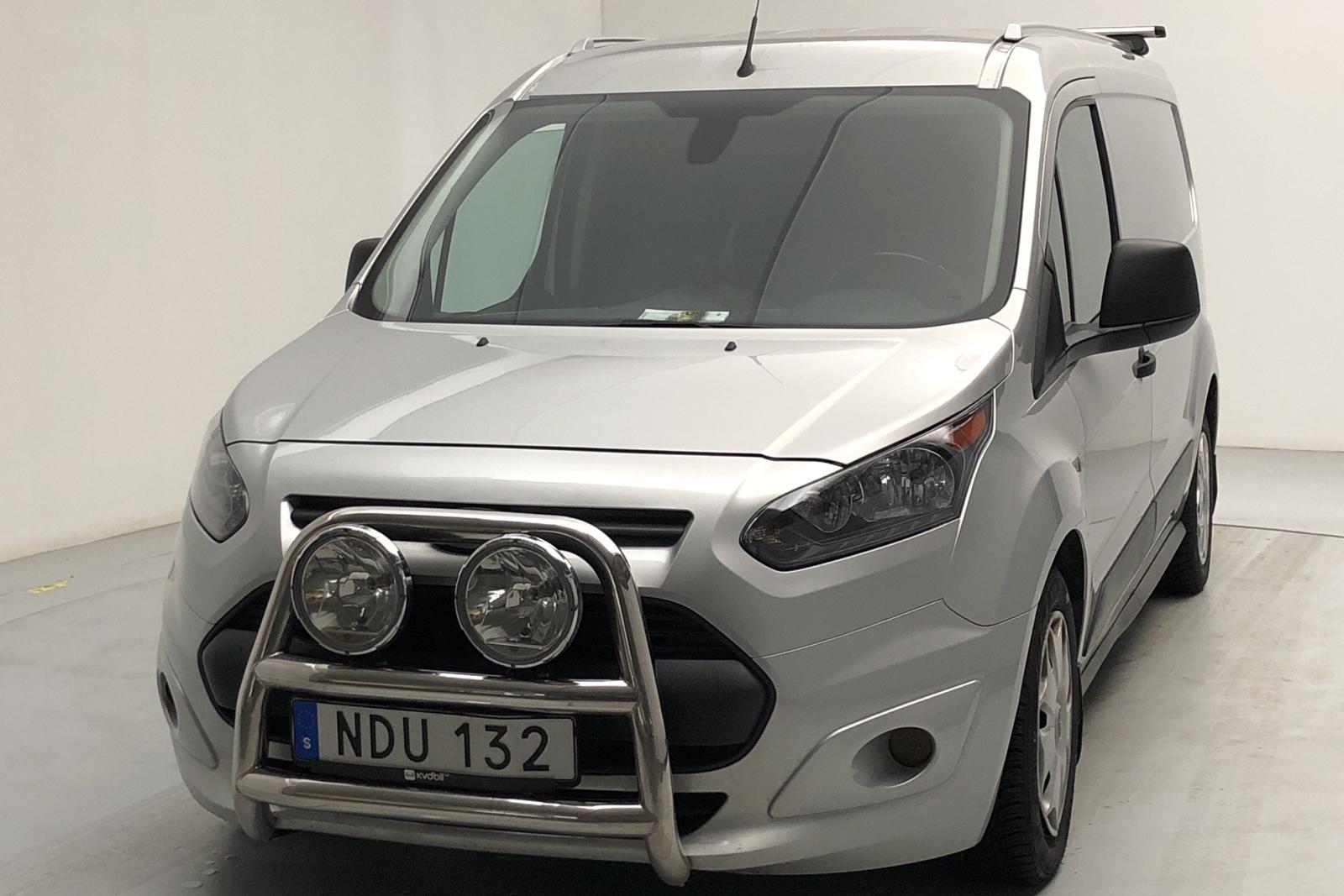 Ford Transit Connect 1.5 TDCi (100hk) - 83 880 km - Manual - gray - 2016