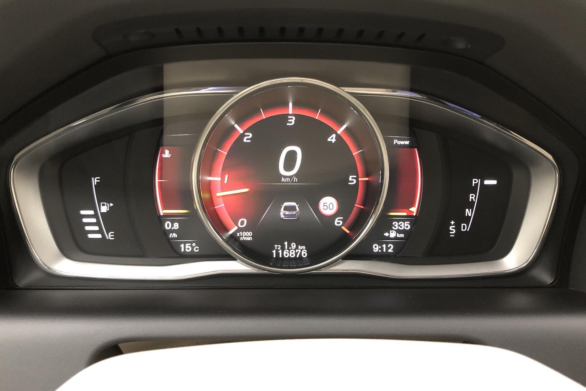 Volvo XC60 D4 AWD Classic Summum Pro(220hk) - 116 870 km - Automatic - Light Brown - 2017