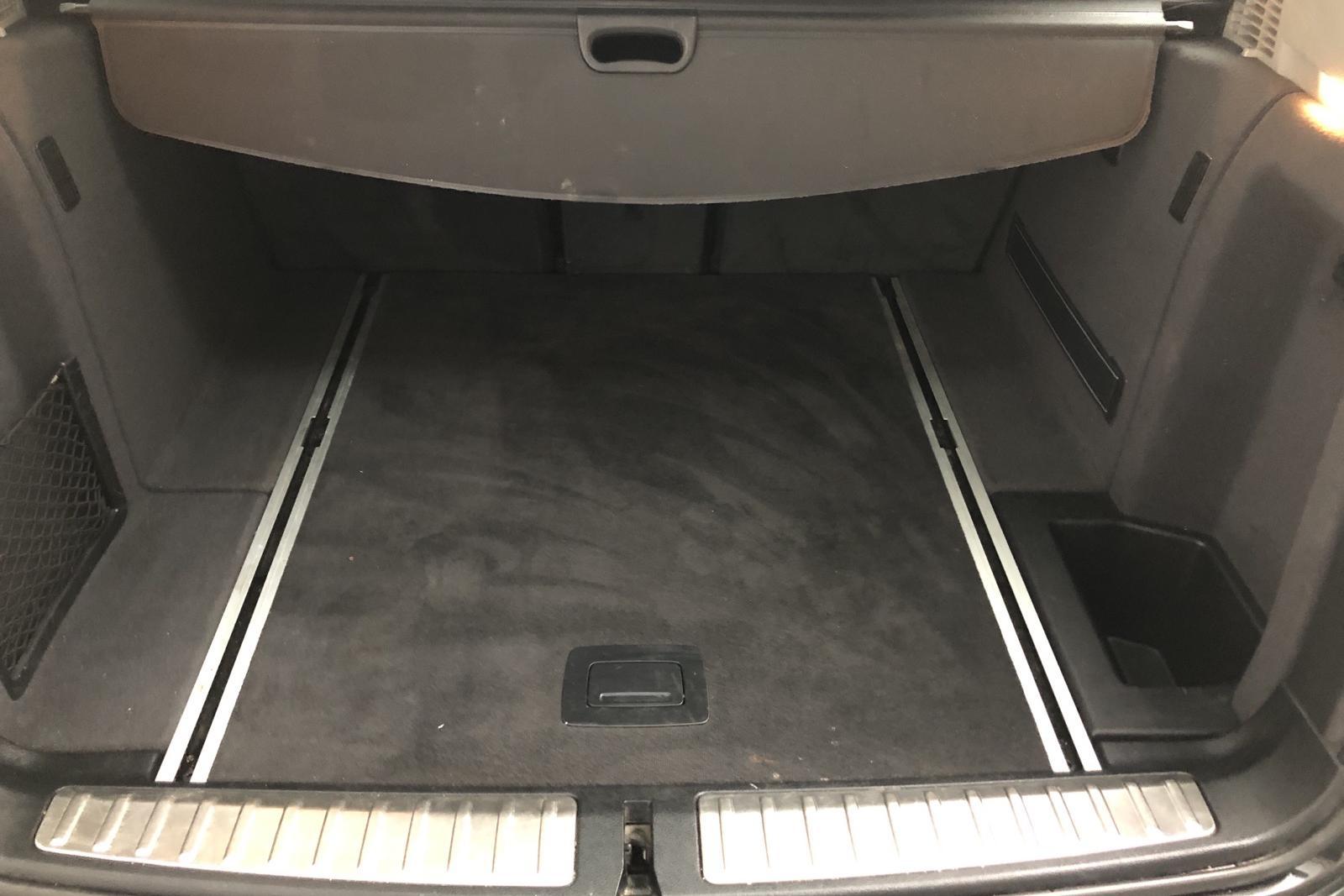 BMW X3 xDrive20d, F25 (184hk) - 175 810 km - Automatic - black - 2012