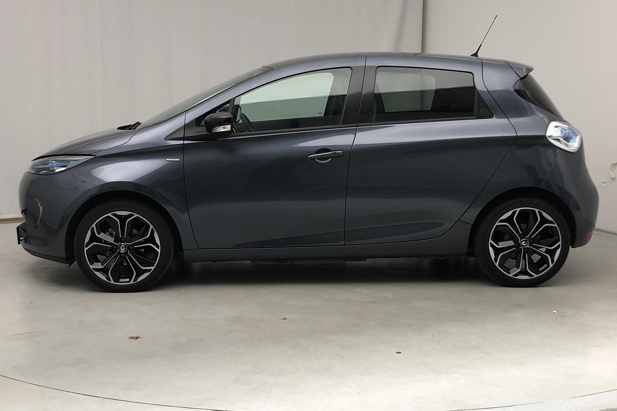 Renault Zoe 41 kWh R110 (108hk) - 12 230 km - Automatic - gray - 2019