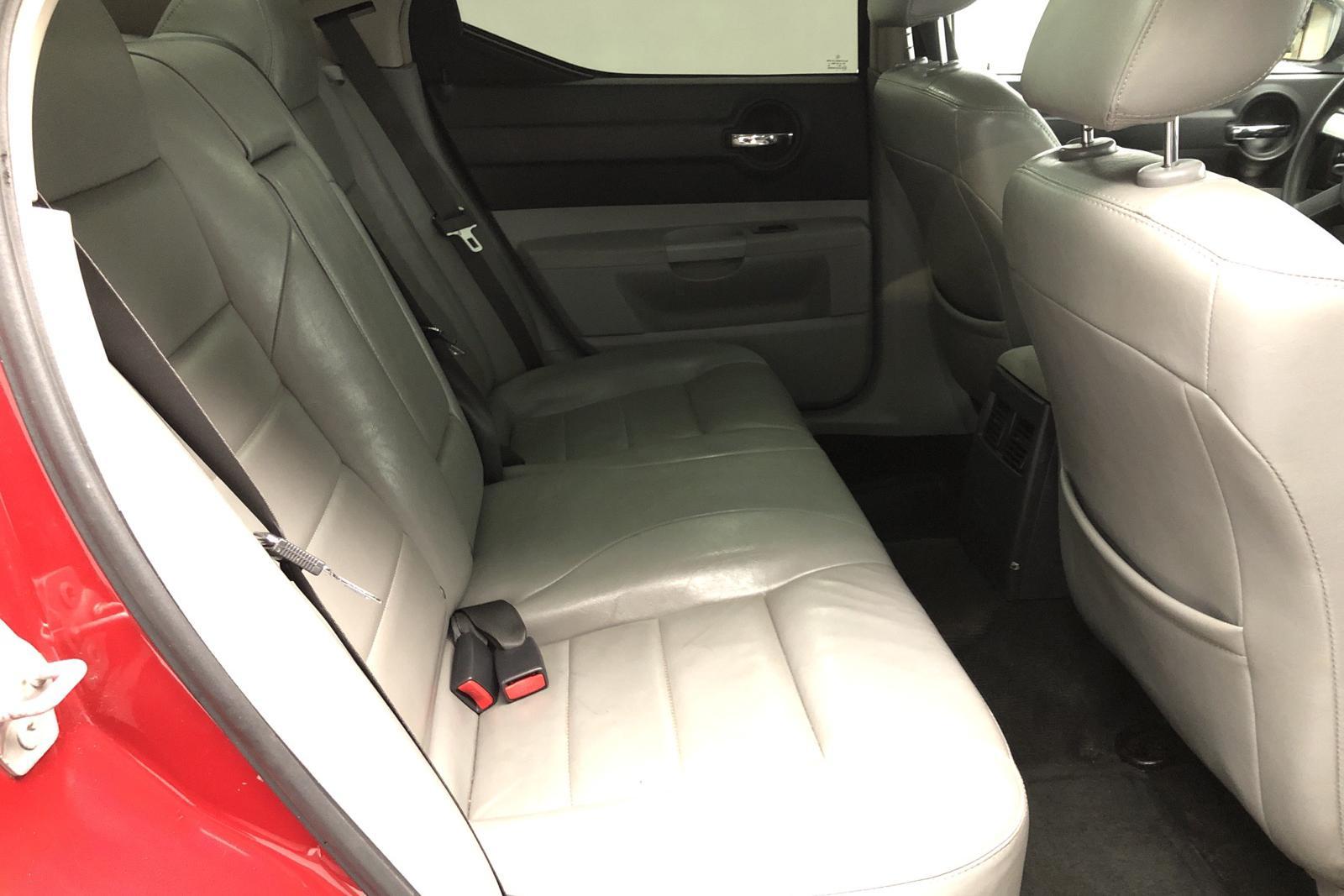 Dodge Charger 3.5 V6 (250hk) - 15 238 mil - Automat - Dark Red - 2007