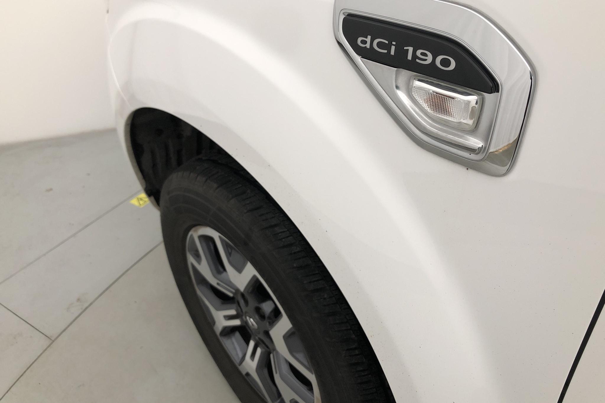 Renault Alaskan 2.3 dCi 4WD (190hk) - 3 457 mil - Automat - 2018
