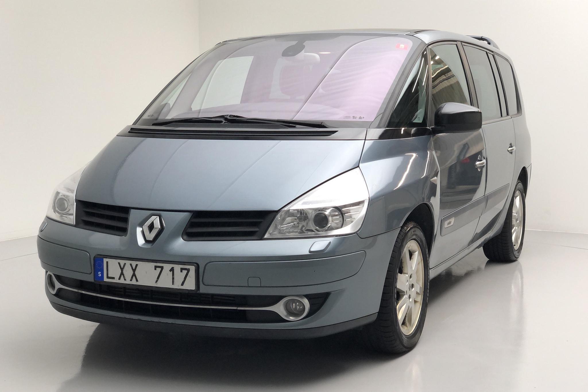 Renault Grand Espace 2.0 dCi (175hk) - 17 782 mil - Automat - blå - 2012