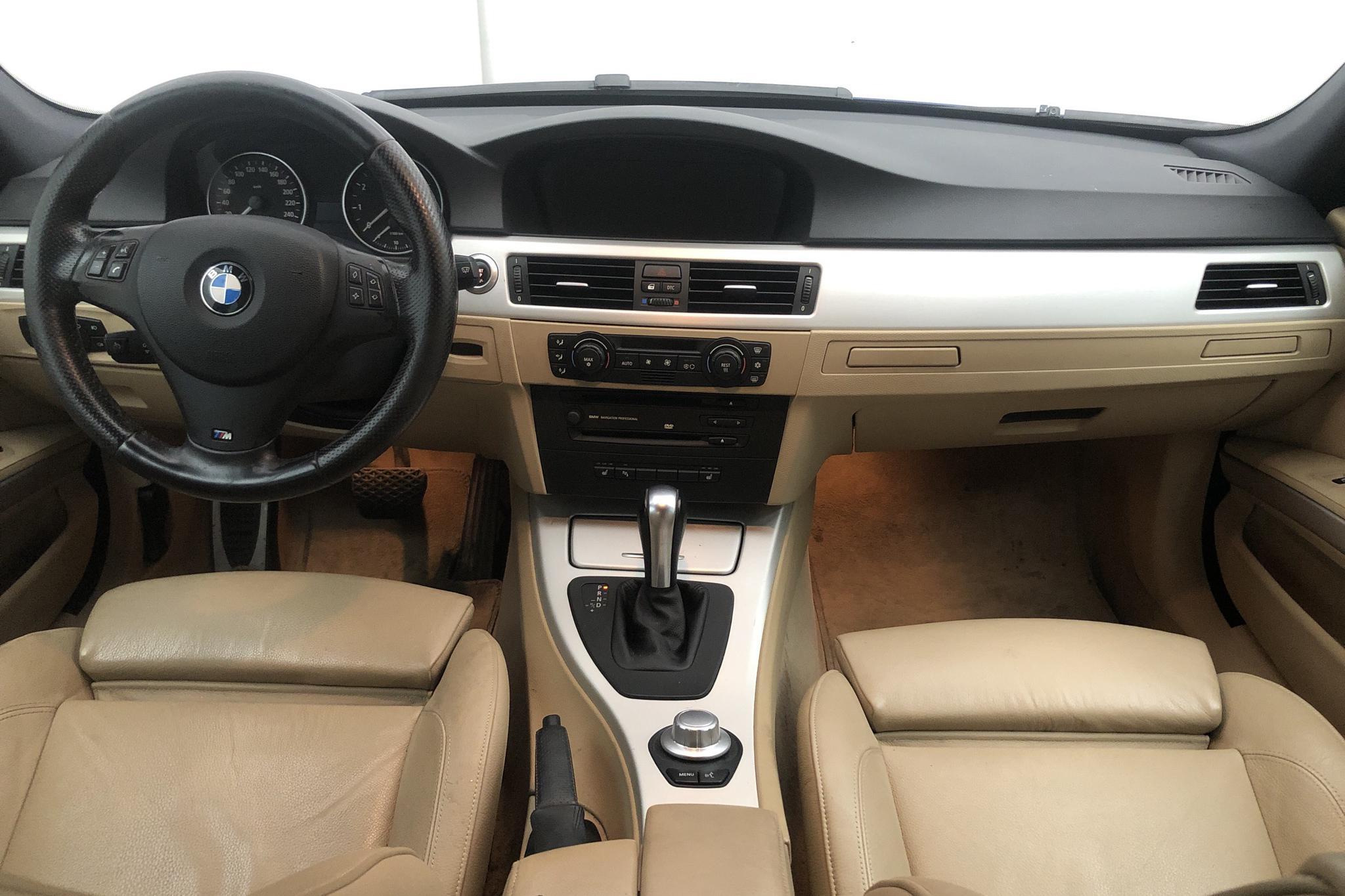 BMW 325i Touring, E91 (218hk) - 13 769 mil - Automat - blå - 2006