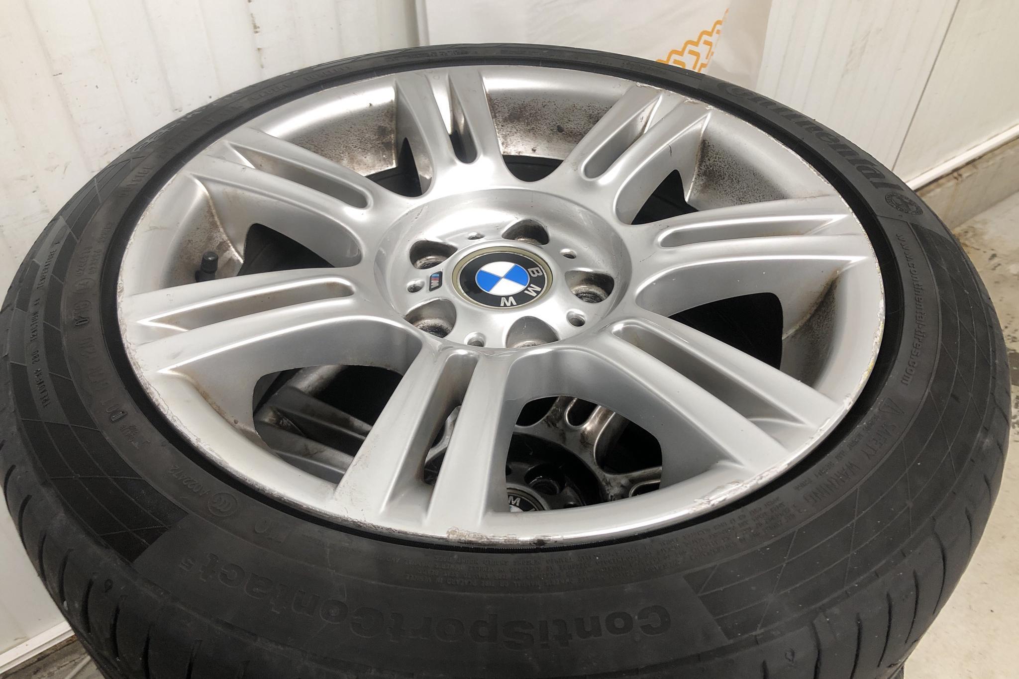 BMW 325i Touring, E91 (218hk) - 137 690 km - Automatic - blue - 2006