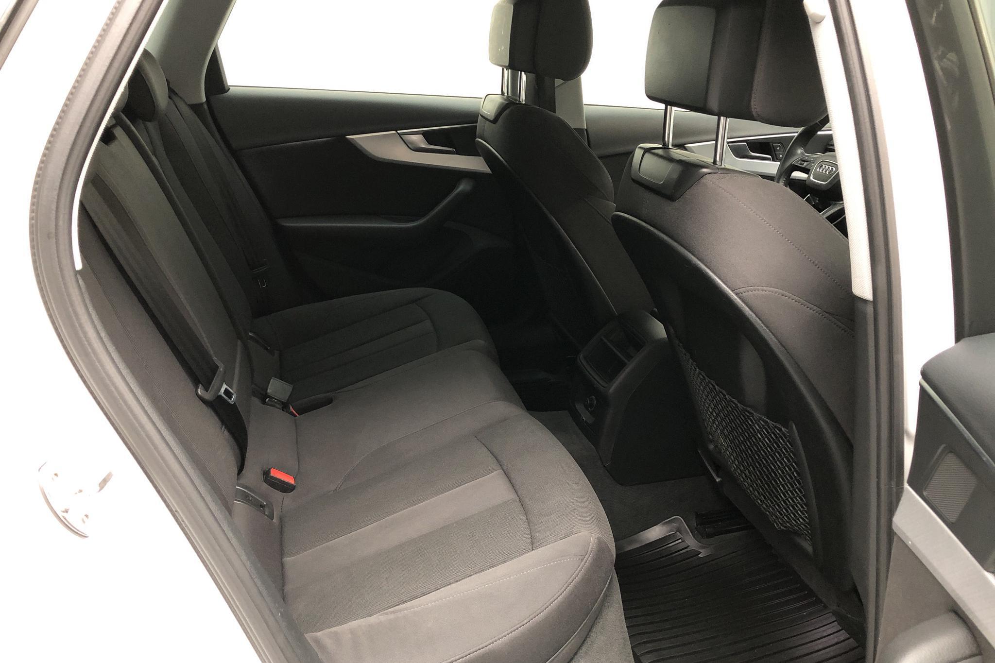 Audi A4 Allroad 2.0 TDI quattro (190hk) - 9 745 mil - Automat - vit - 2018