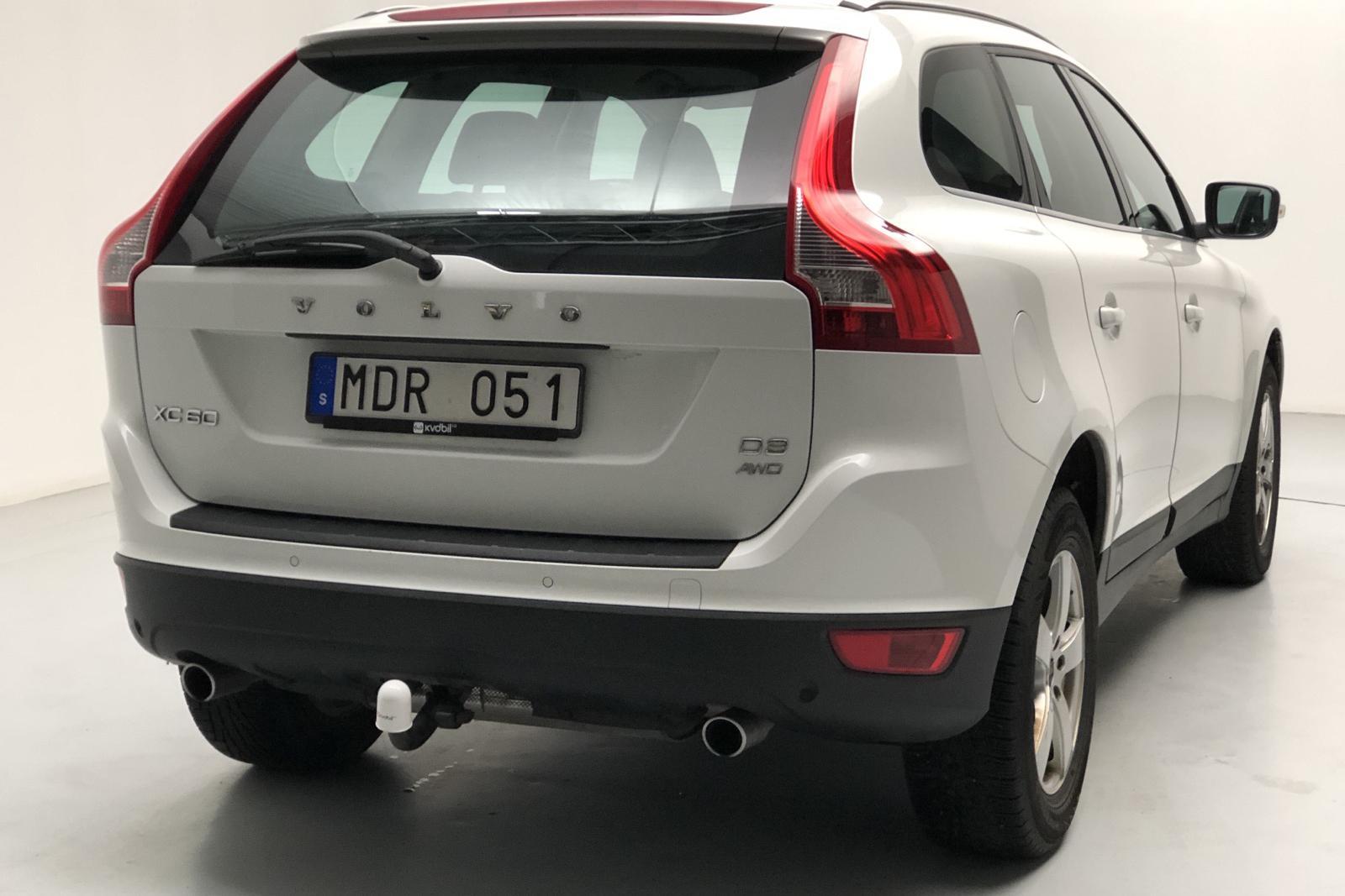 Volvo XC60 D3 AWD (163hk) - 15 059 mil - Manuell - vit - 2012