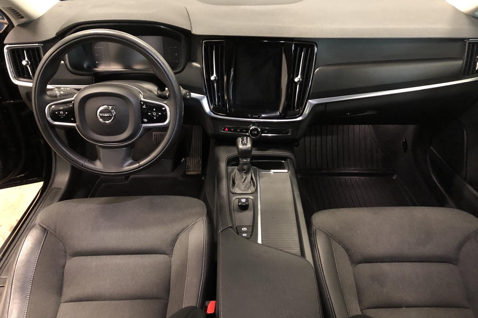 Volvo V90 D4 Cross Country AWD (190hk) - 12 971 mil - Automat - svart - 2018