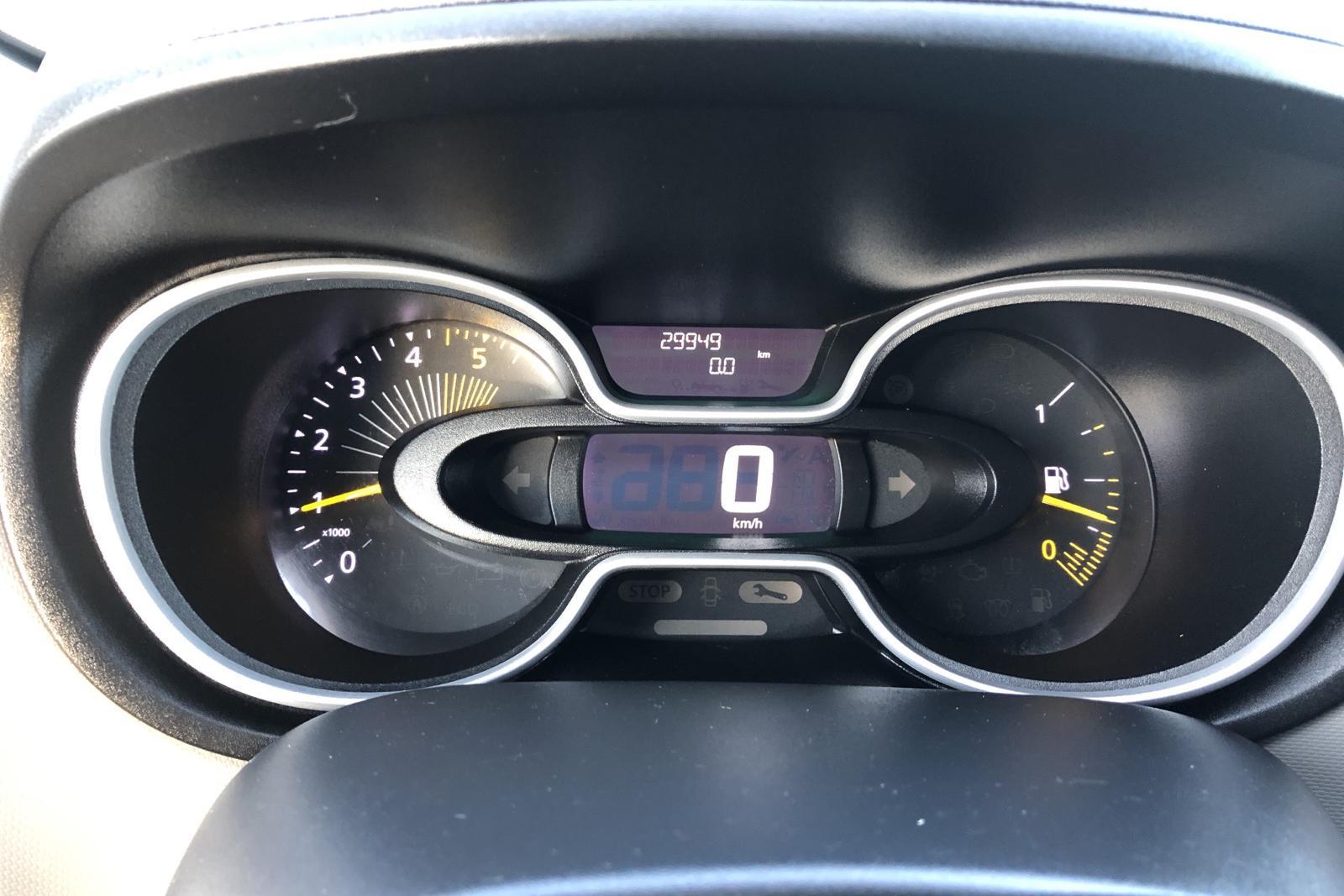 Renault Trafic 1.6 dCi Skåp (120hk) - 2 994 mil - Manuell - vit - 2016