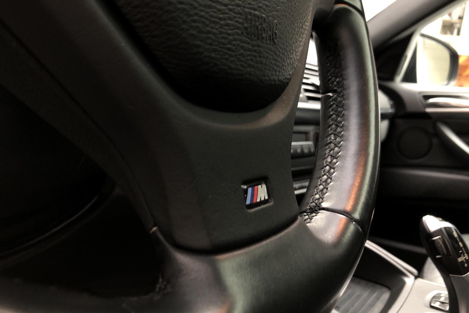 BMW X6 xDrive 40d, E71 (306hk) - 12 873 mil - Automat - svart - 2014