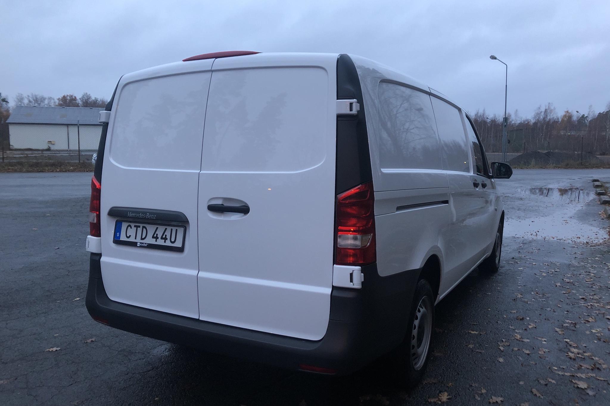 Mercedes Vito 111 CDI W640 (114hk) - 38 680 km - Manual - white - 2018