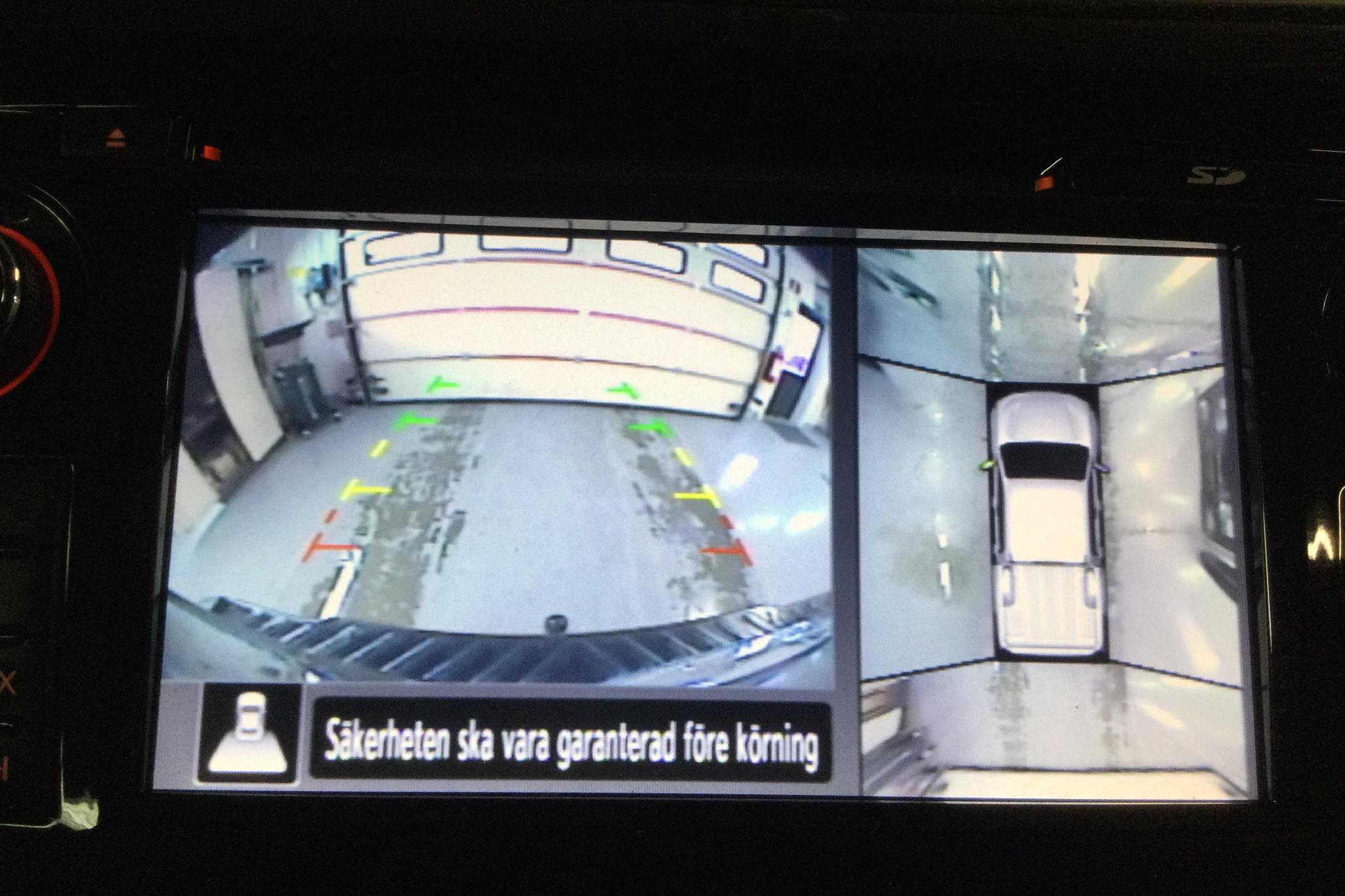 Nissan Navara 2.3 dCi 4x4 (190hk) - 5 813 mil - Automat - svart - 2017