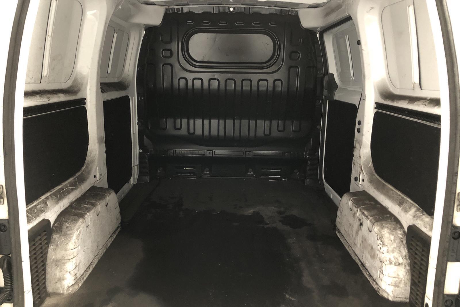 Nissan NV200 1.5 dCi Skåp (90hk) - 68 960 km - Manual - white - 2016