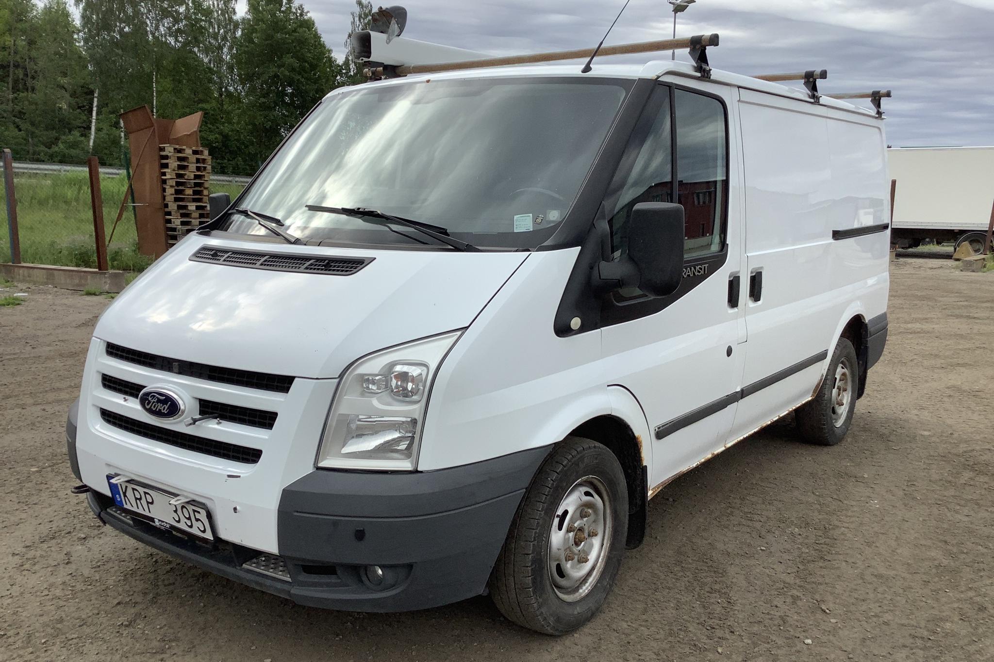 Ford Transit 280 2.2 TDCi ECOnetic Skåp (115hk)