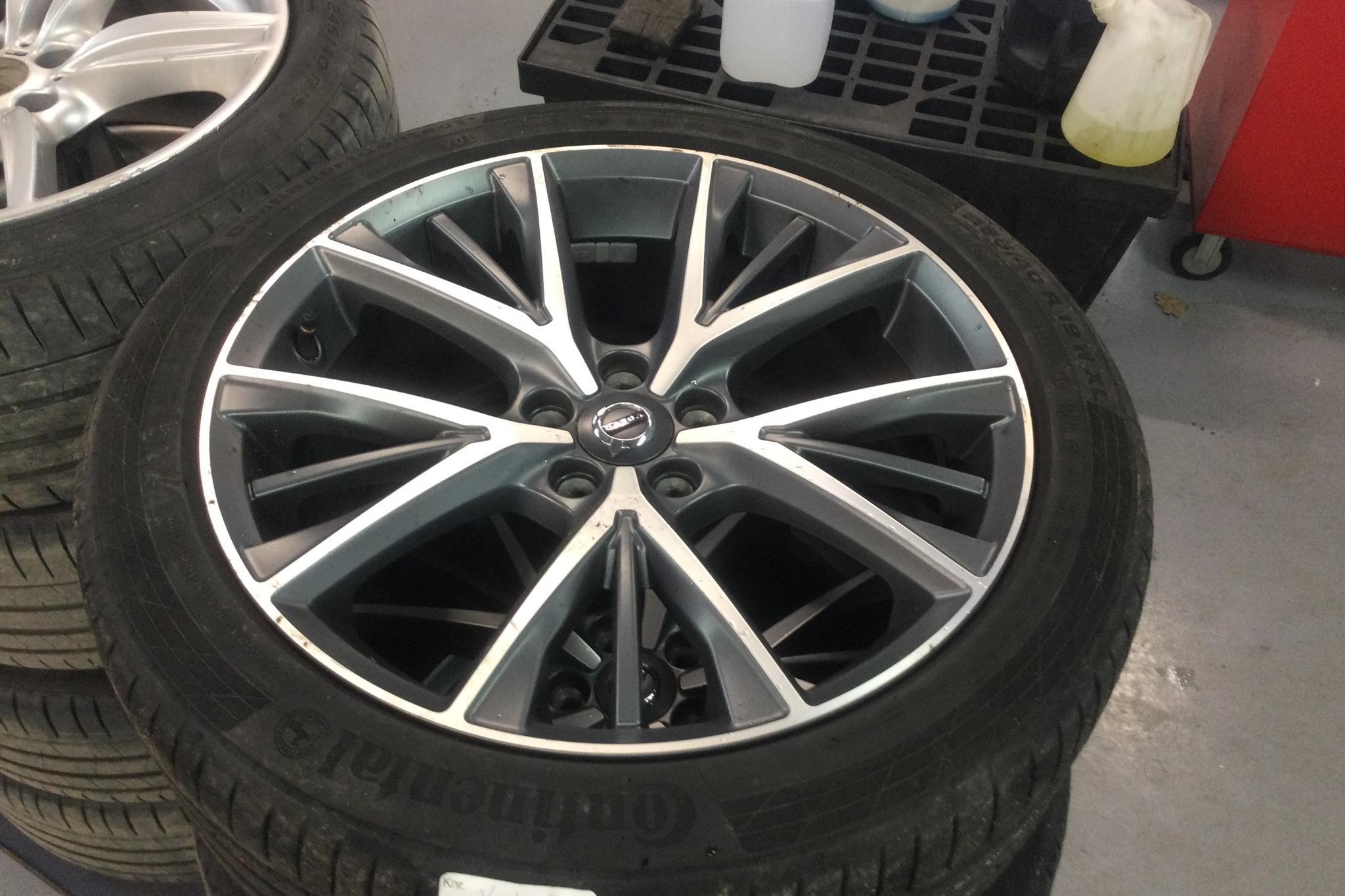Volvo V90 D3 AWD Inscription Navi (150hk) - 122 870 km - Automatic - gray - 2018