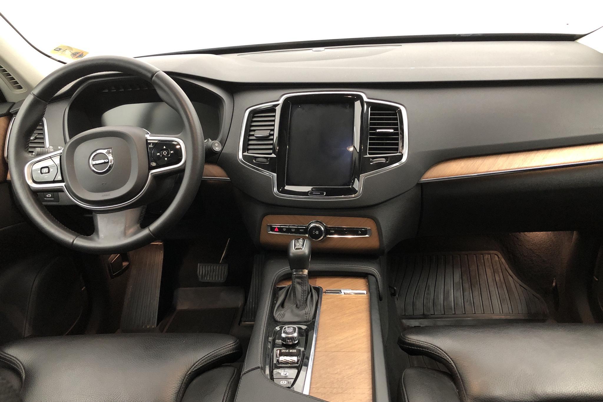 Volvo XC90 T5 AWD (250hk) - 4 405 mil - Automat - grå - 2018