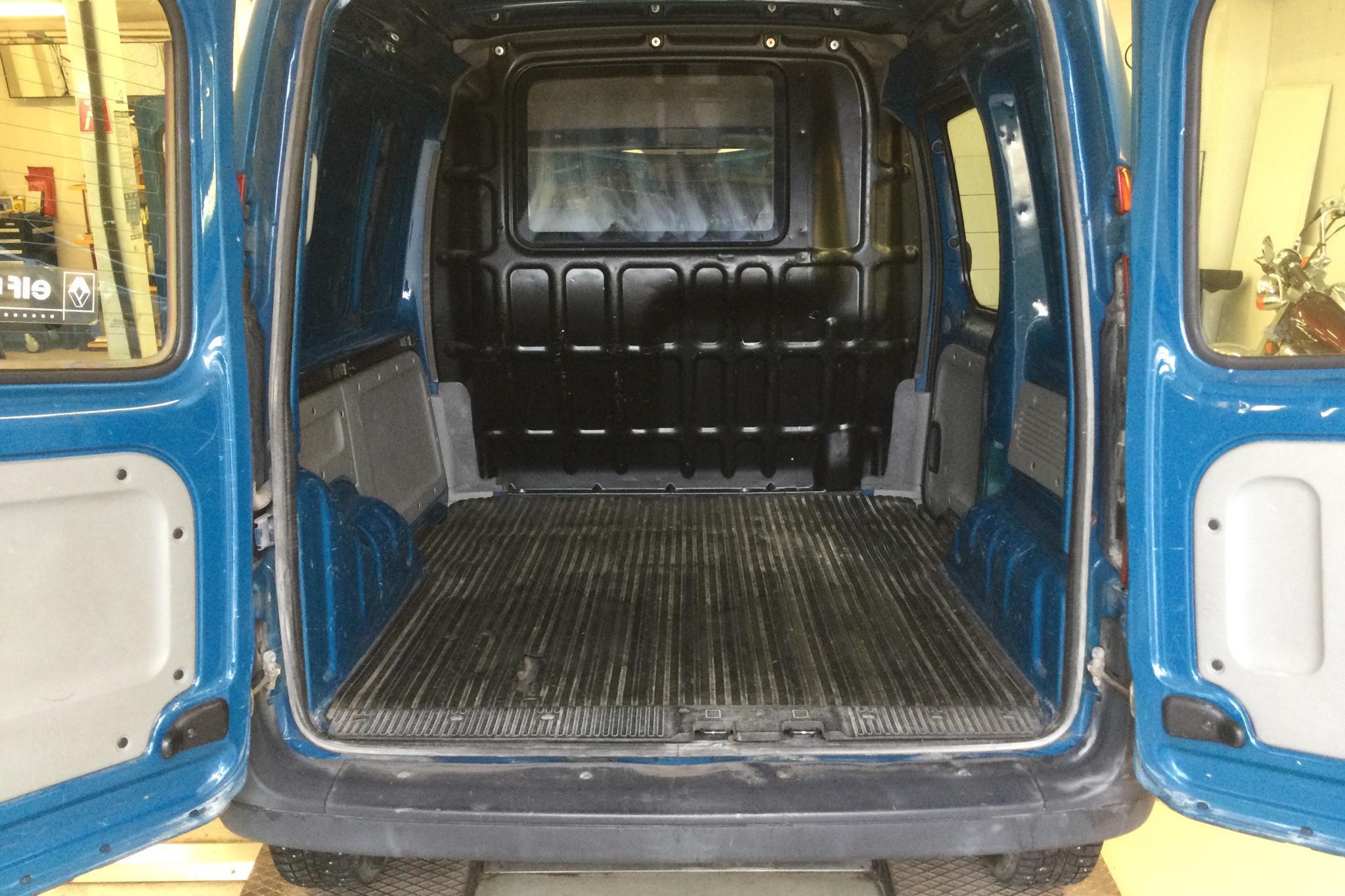 Renault Kangoo Express 1.5 dCi Skåp (65hk) - 66 740 km - Manual - Dark Blue - 2004
