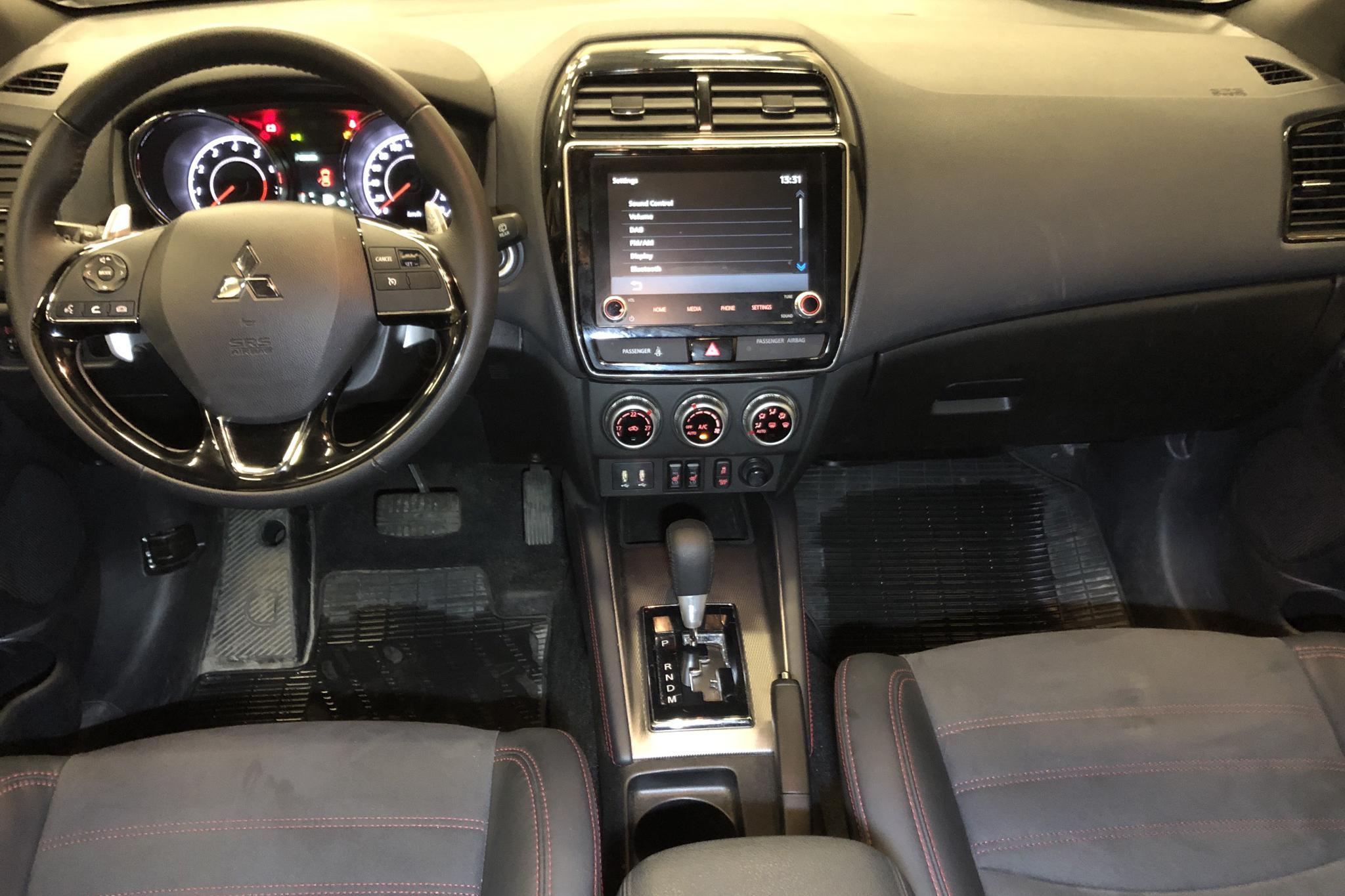 Mitsubishi ASX 2.0 4WD (150hk) - 33 560 km - Automatic - gray - 2020