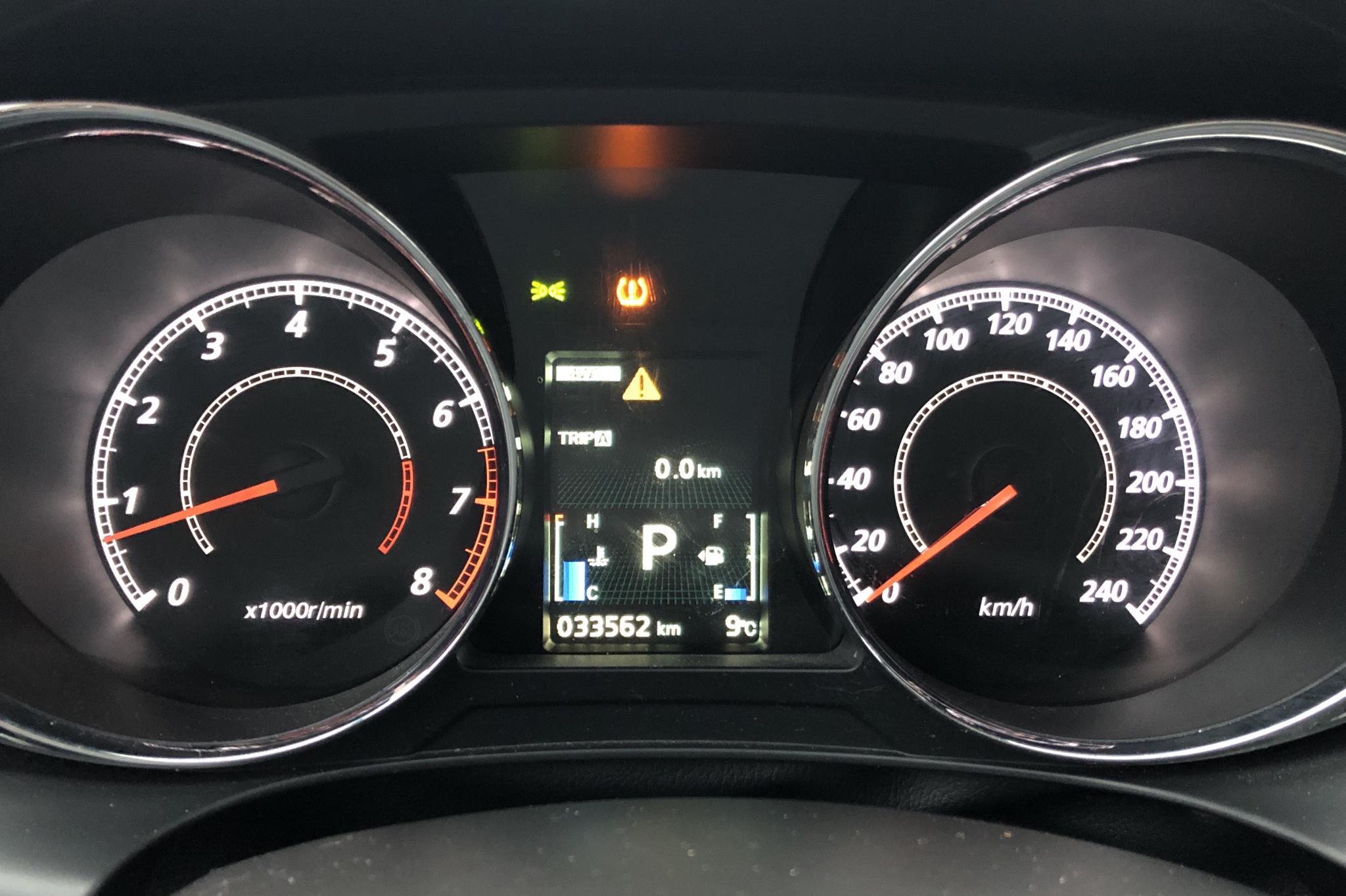 Mitsubishi ASX 2.0 4WD (150hk) - 3 356 mil - Automat - grå - 2020