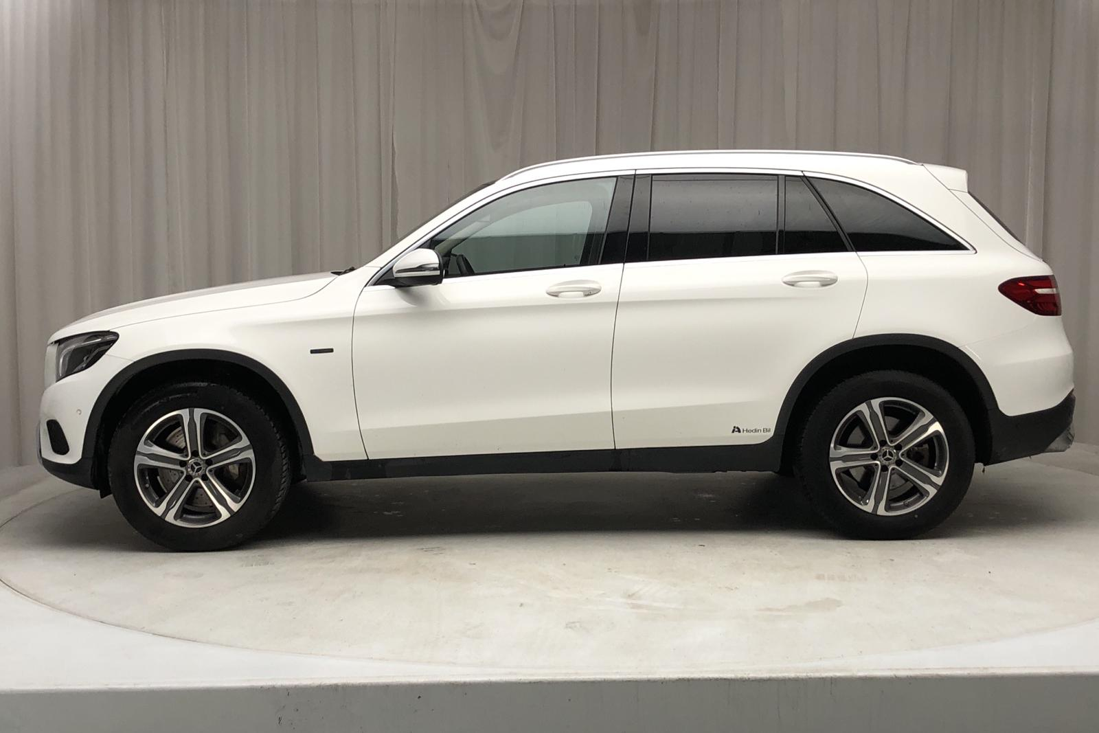 Mercedes GLC 350 e 4MATIC X253 (211hk) - 78 630 km - Automatic - white - 2018